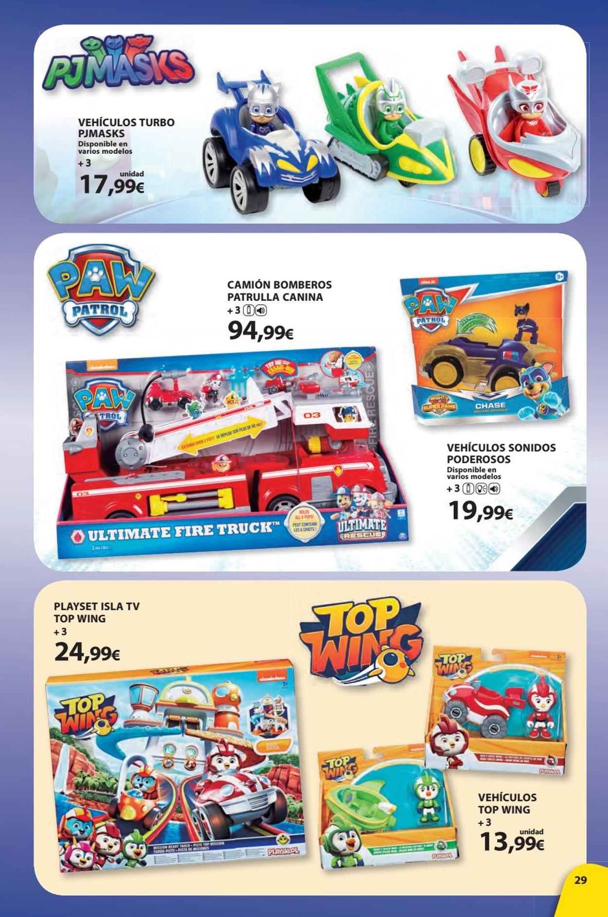 Toy Planet Folleto - 08.11-24.12.2019 (Página 29)