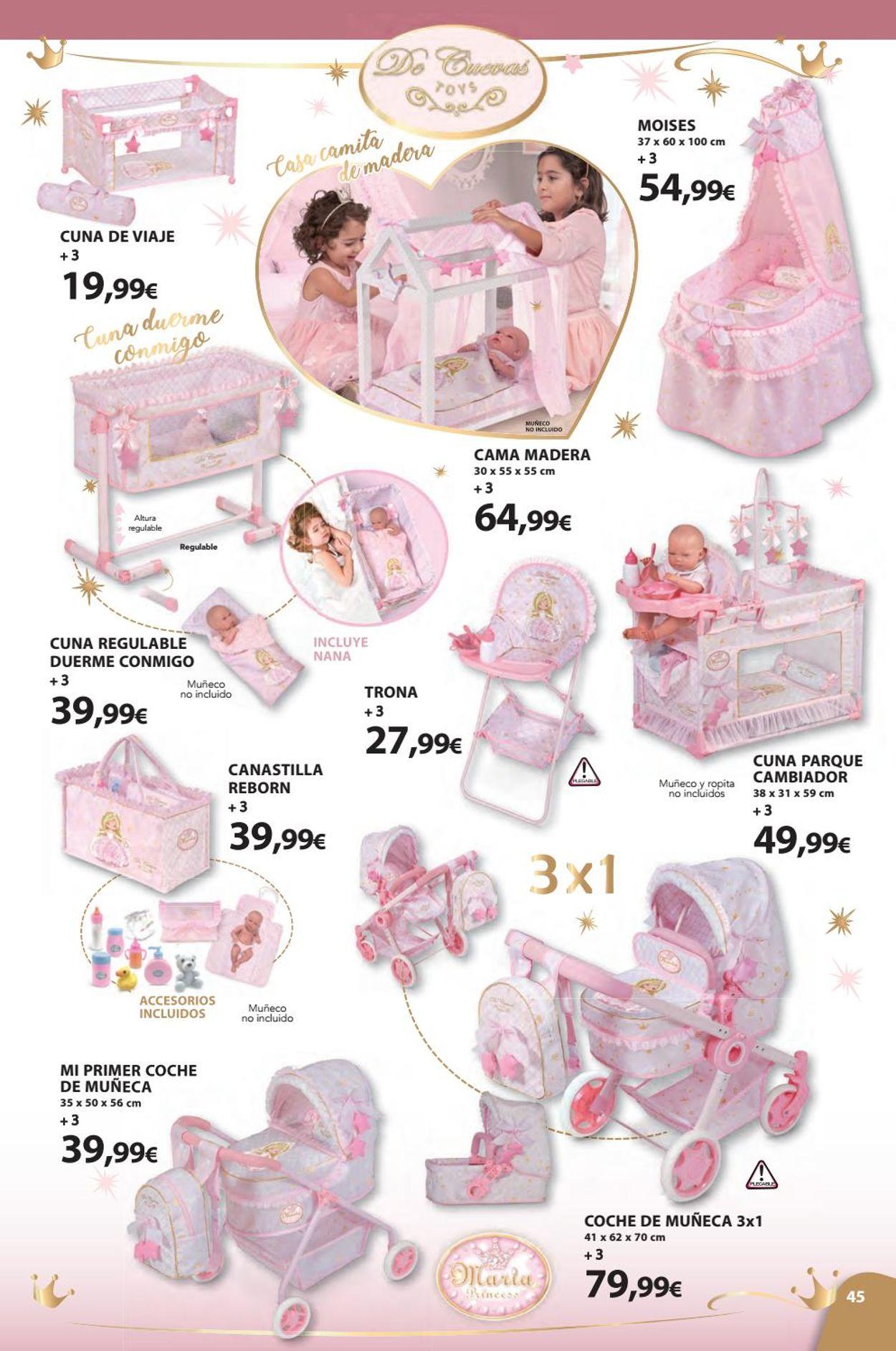 Toy Planet Folleto - 08.11-24.12.2019 (Página 45)