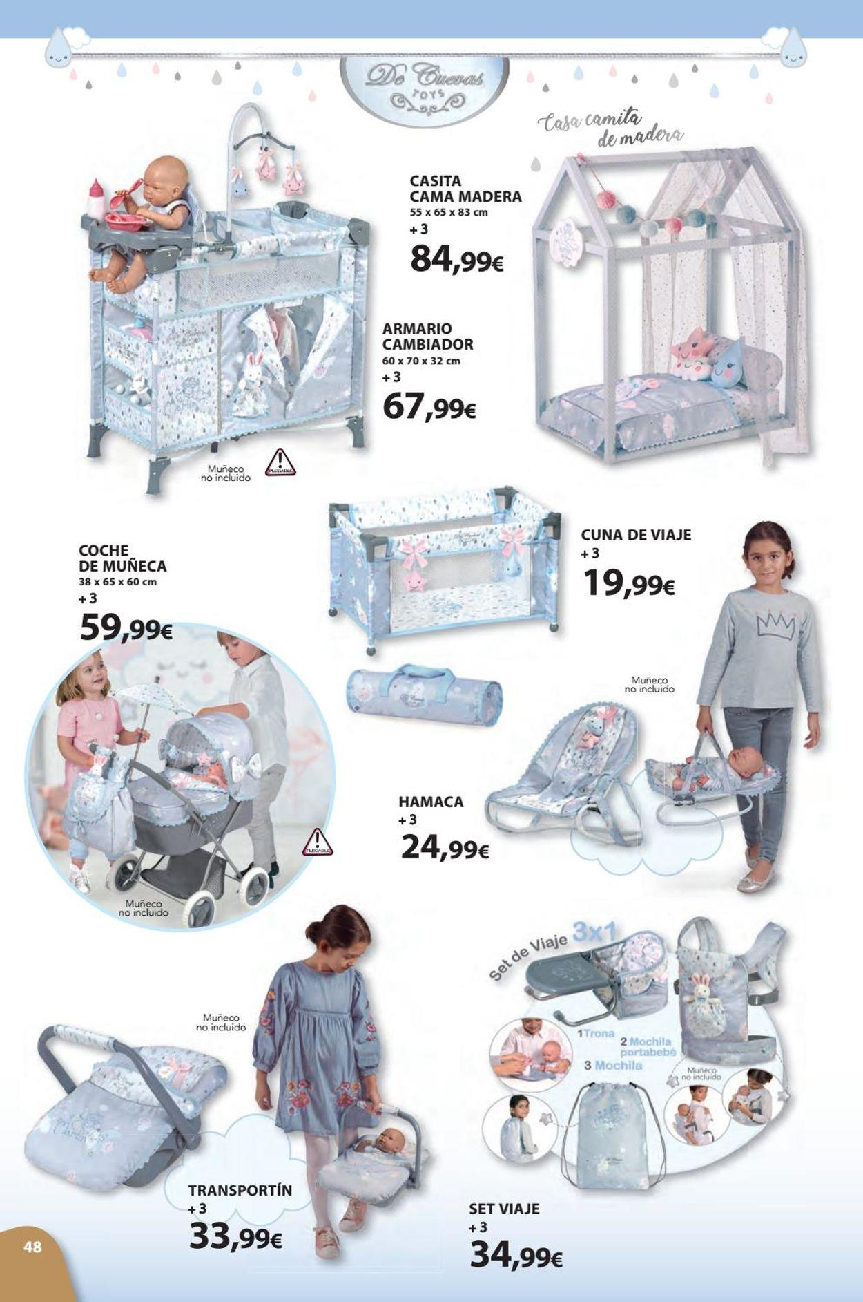 Toy Planet Folleto - 08.11-24.12.2019 (Página 48)