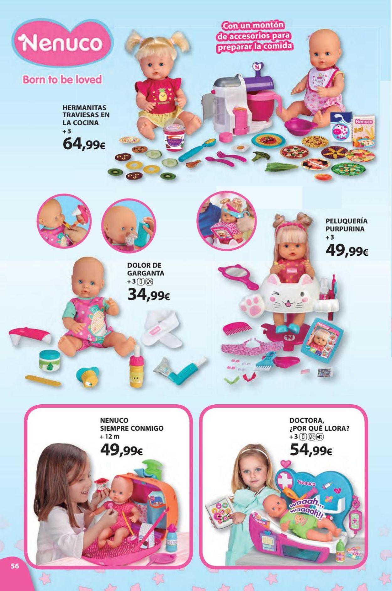 Toy Planet Folleto - 08.11-24.12.2019 (Página 56)