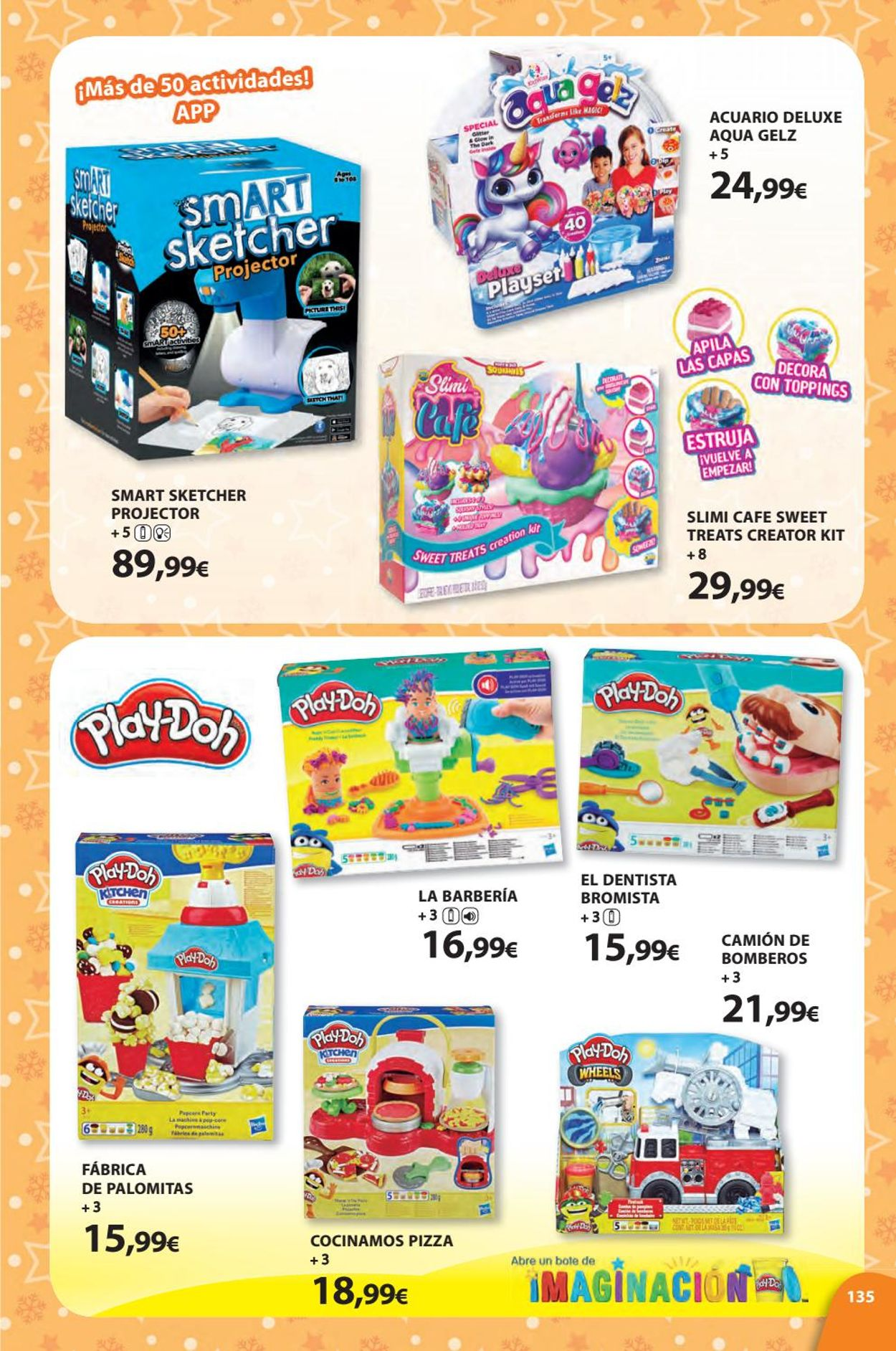Toy Planet Folleto - 08.11-24.12.2019 (Página 135)