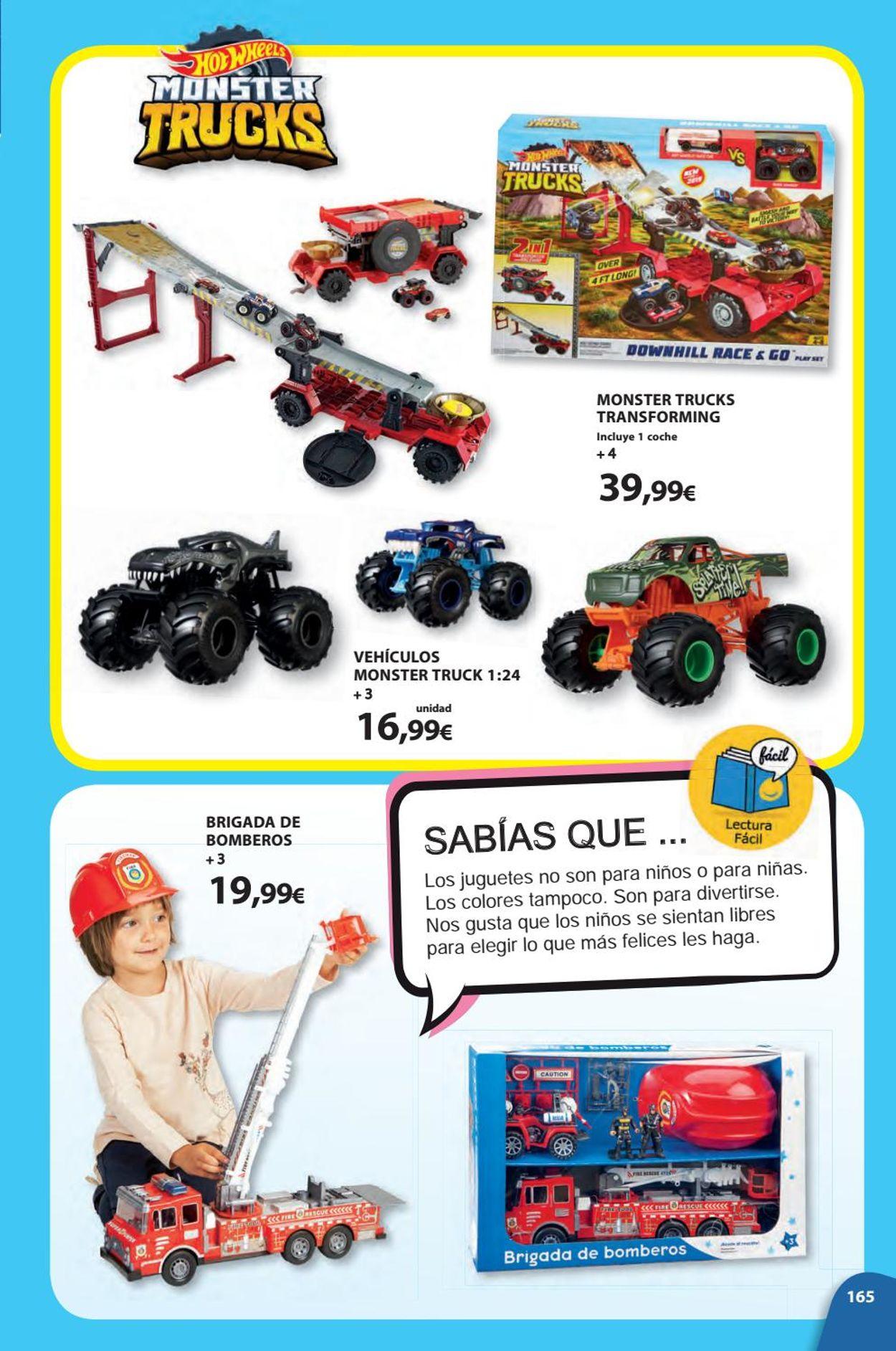 Toy Planet Folleto - 08.11-24.12.2019 (Página 165)