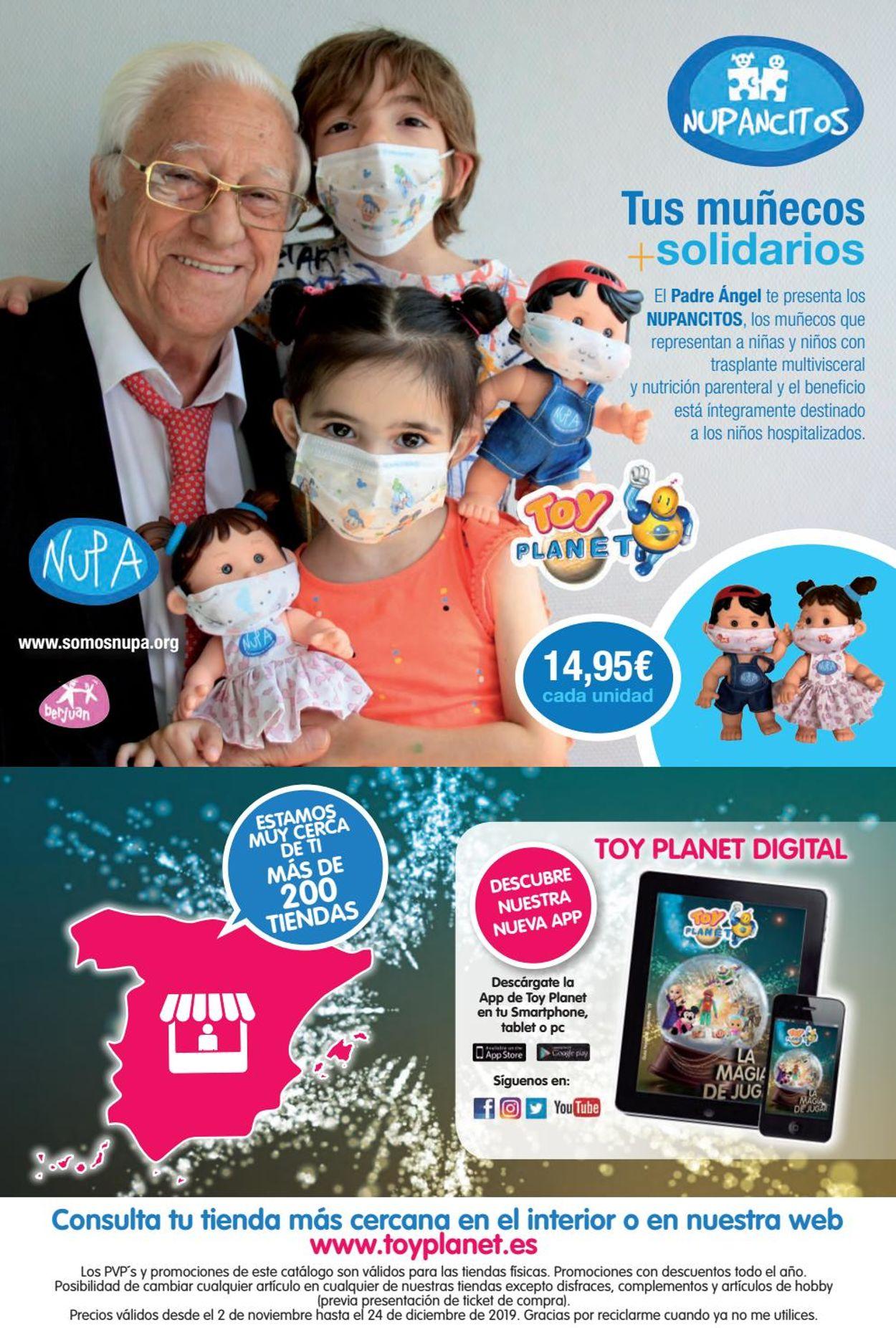 Toy Planet Folleto - 08.11-24.12.2019 (Página 204)