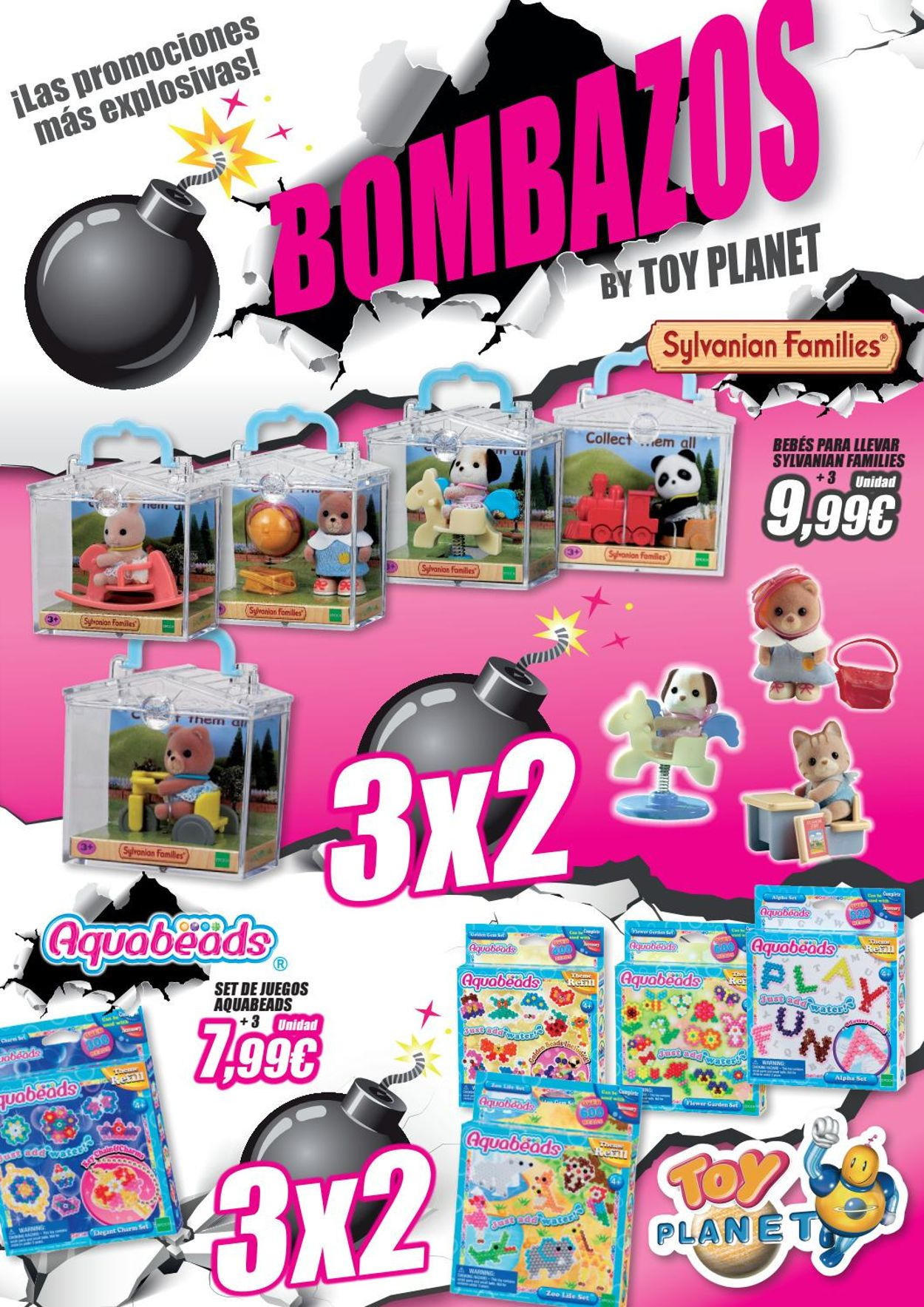 Toy Planet Folleto - 06.03-06.04.2020
