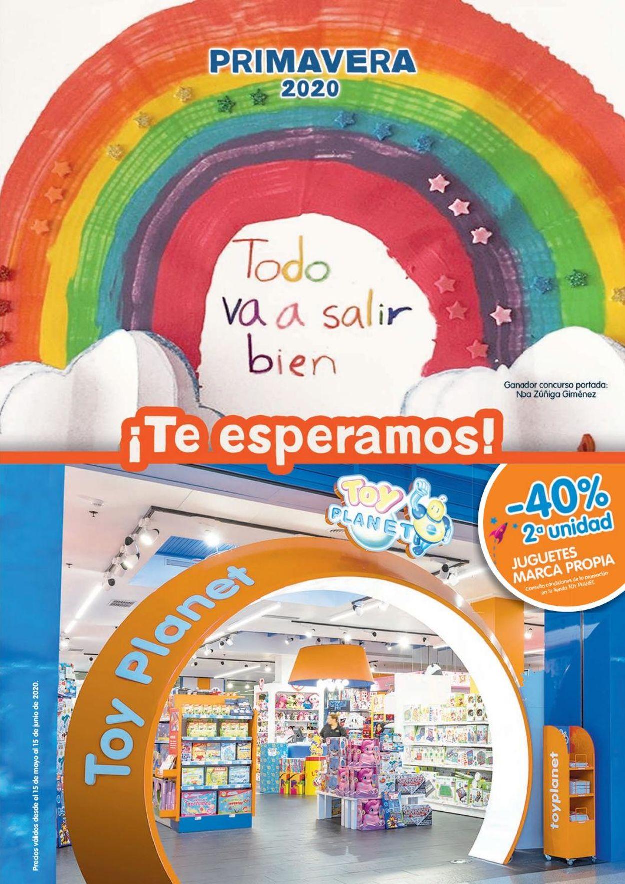 Toy Planet Folleto - 15.05-15.06.2020