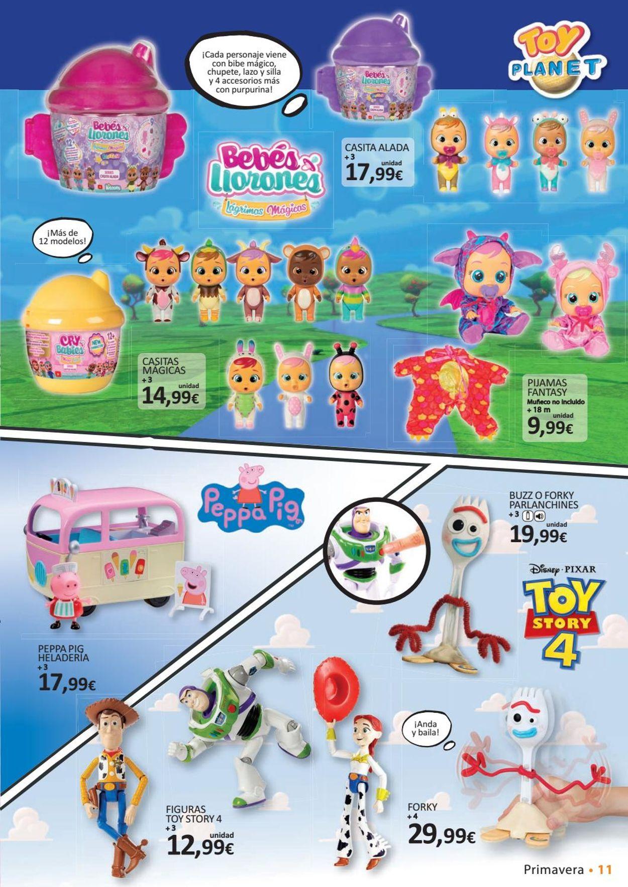 Toy Planet Folleto - 15.05-15.06.2020 (Página 11)