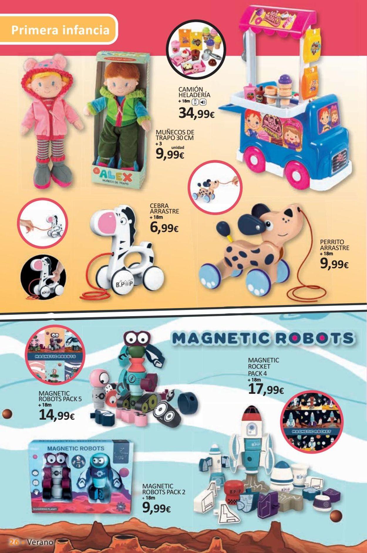 Toy Planet Folleto - 26.06-30.08.2020 (Página 26)