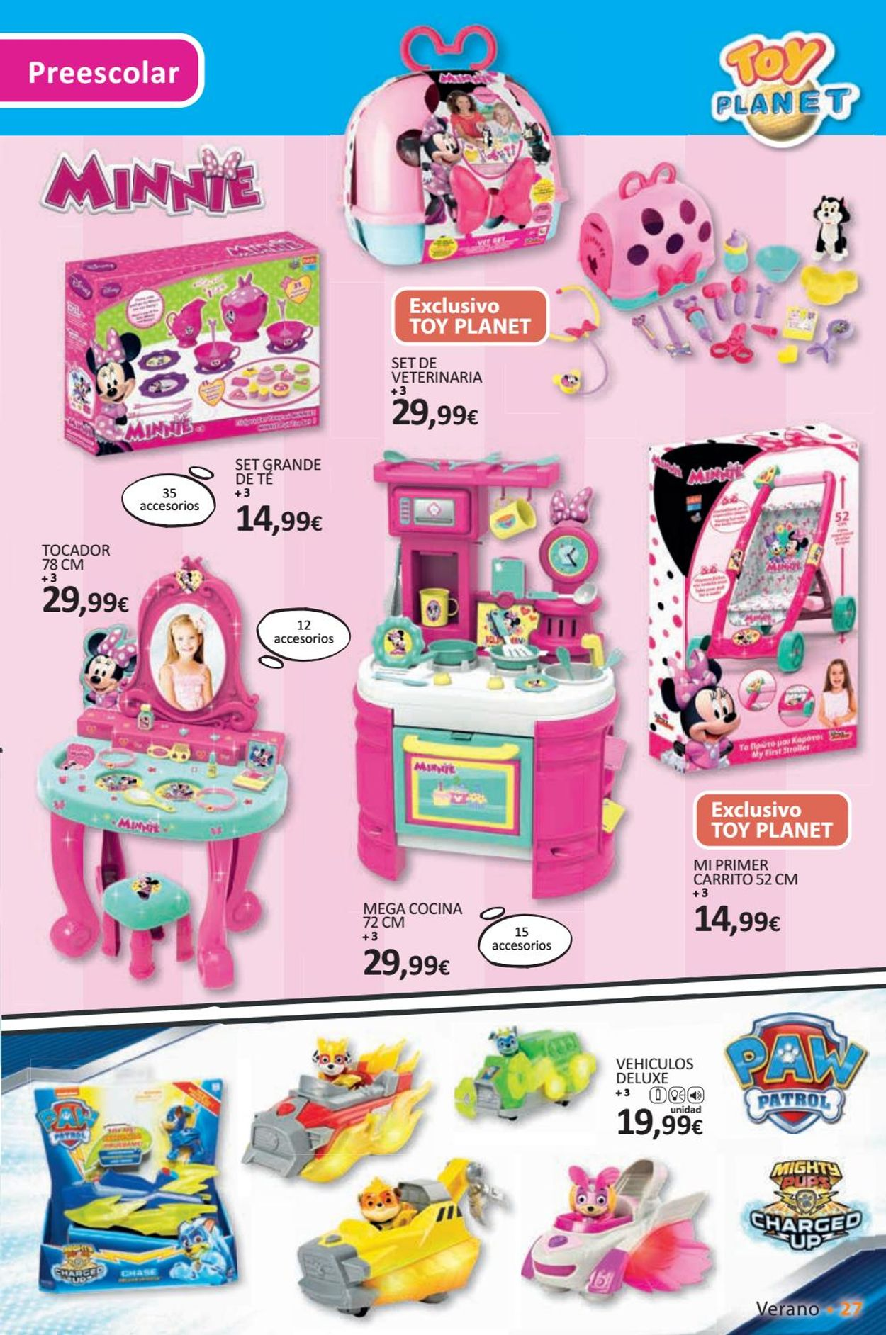 Toy Planet Folleto - 26.06-30.08.2020 (Página 27)