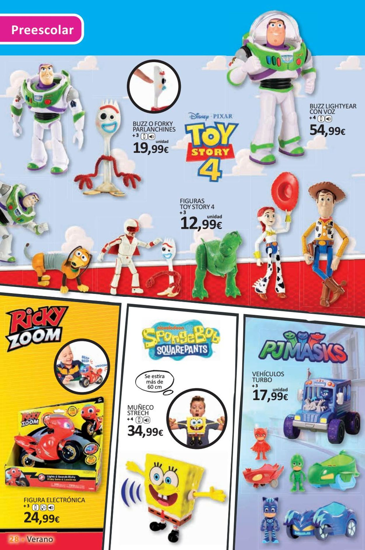 Toy Planet Folleto - 26.06-30.08.2020 (Página 28)