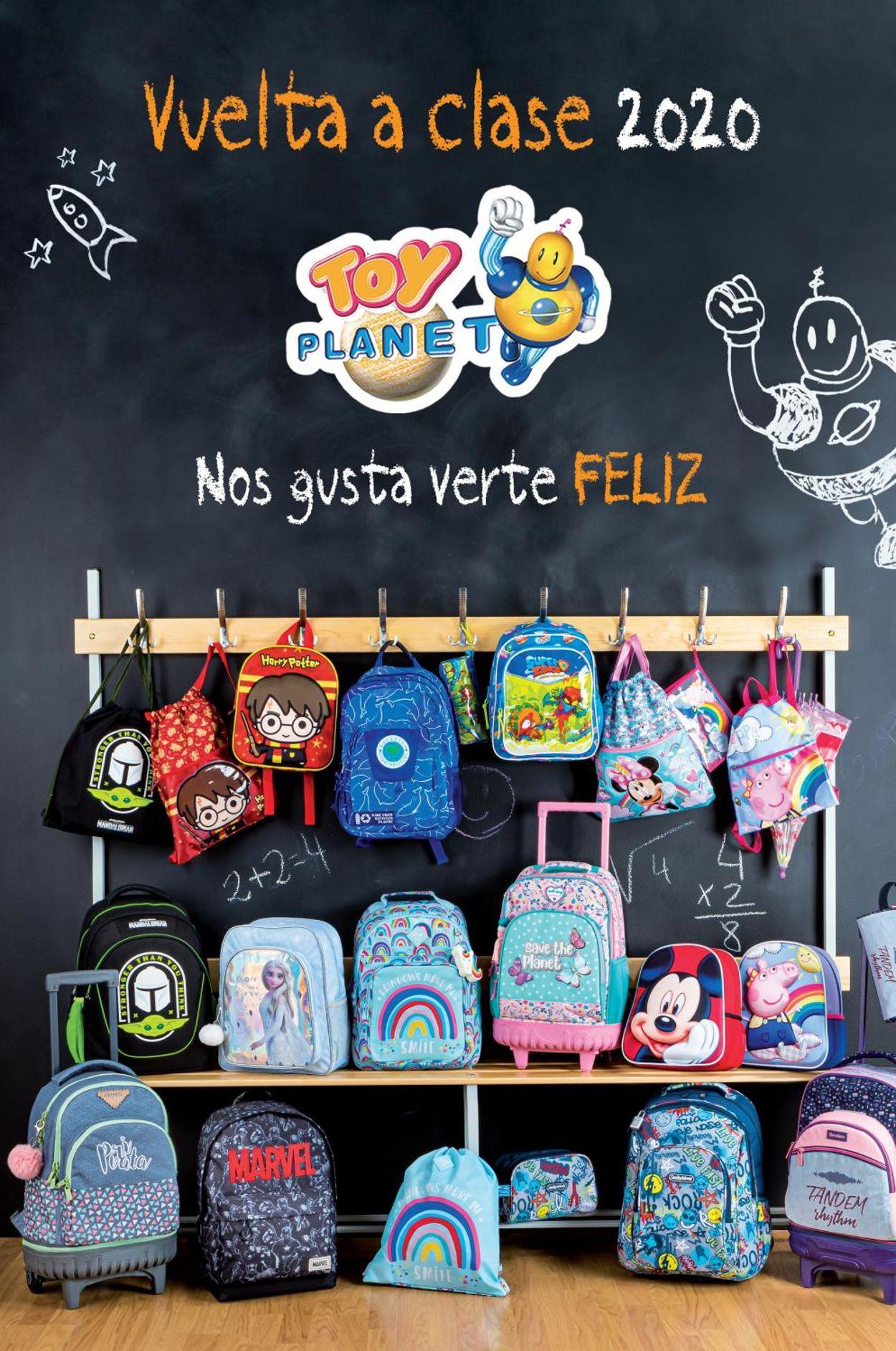 Toy Planet Folleto - 06.08-30.10.2020