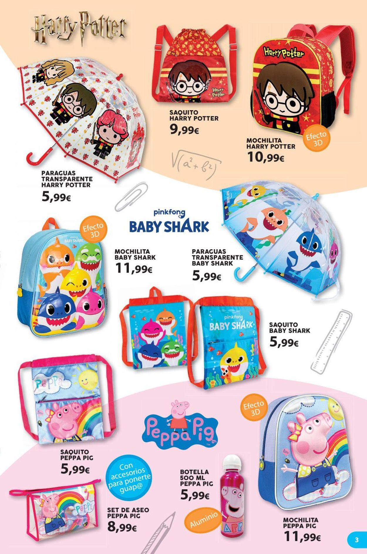 Toy Planet Folleto - 06.08-30.10.2020 (Página 3)