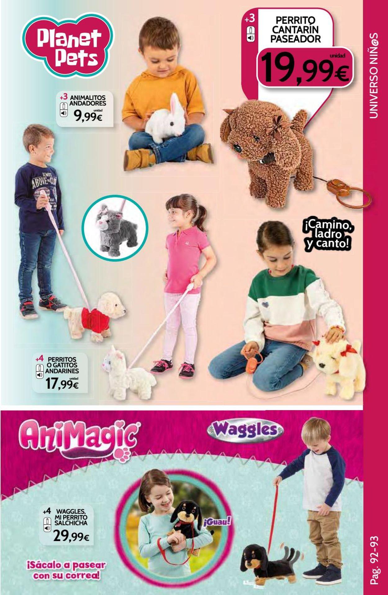 Toy Planet - Navidad Folleto - 16.10-24.12.2020 (Página 93)