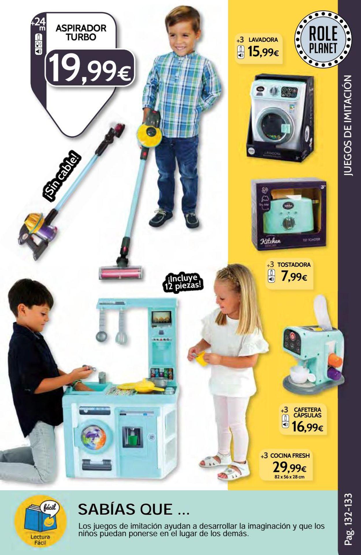 Toy Planet - Navidad Folleto - 16.10-24.12.2020 (Página 133)