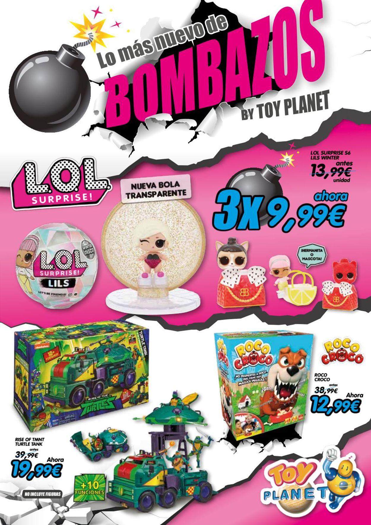 Toy Planet Folleto - 26.12-05.01.2021