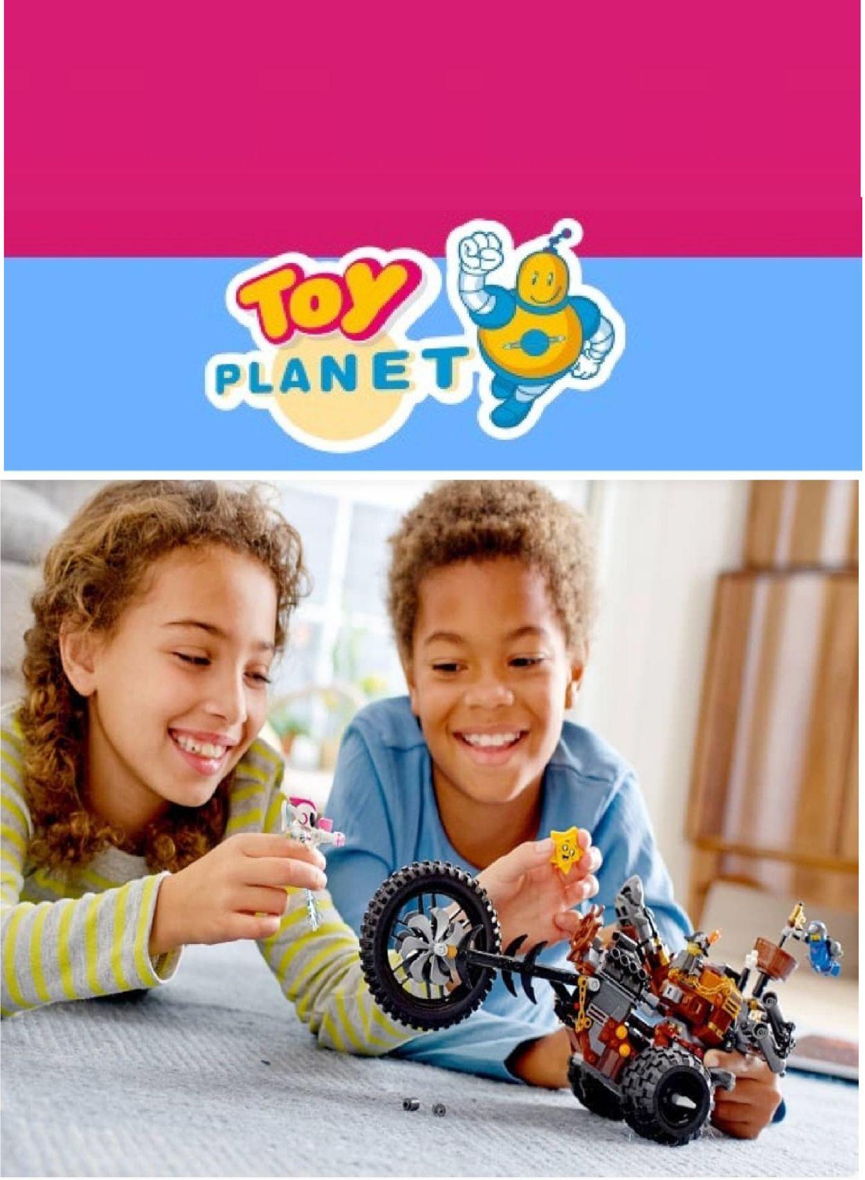 Toy Planet Folleto - 14.01-20.01.2021