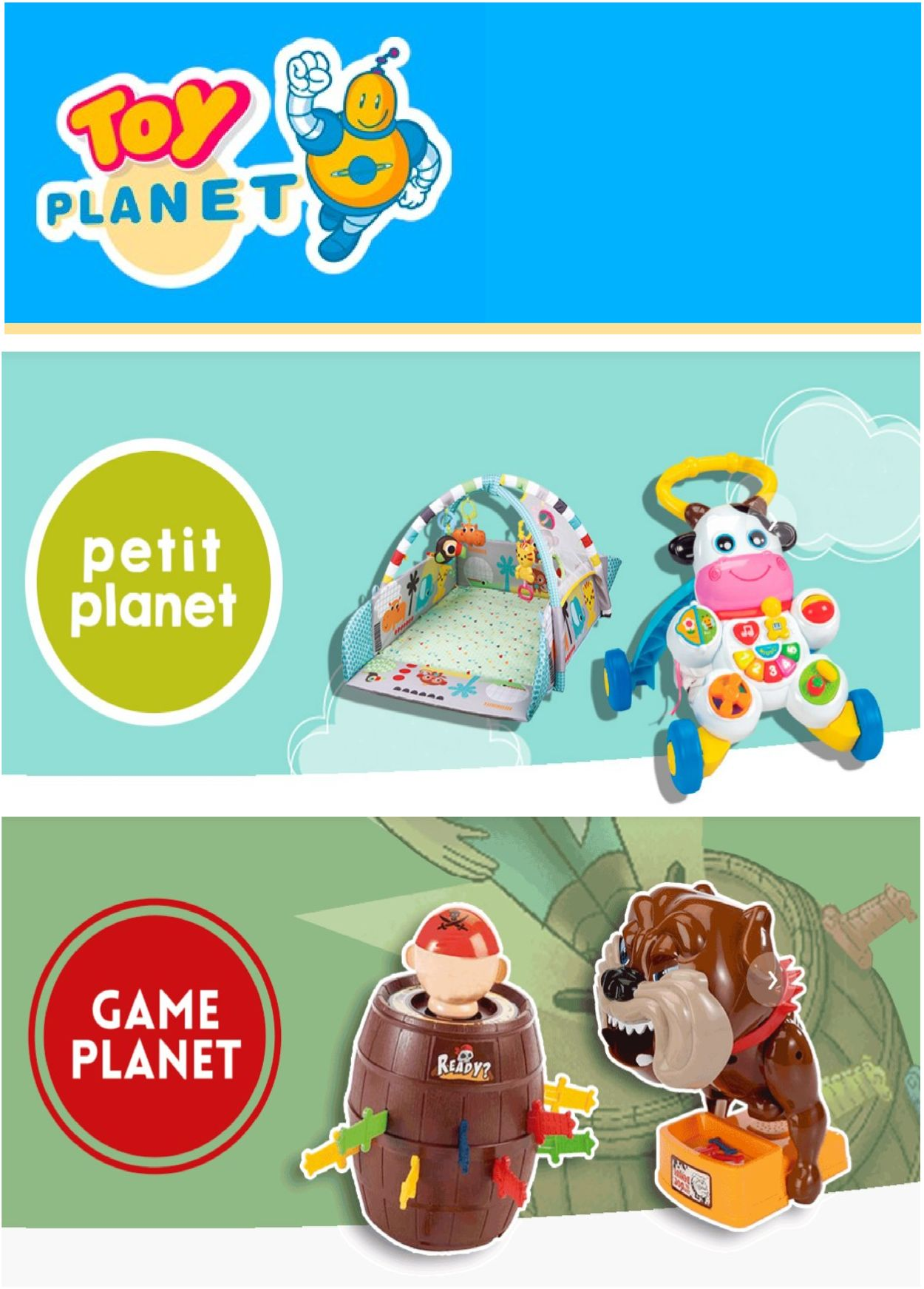Toy Planet Folleto - 21.01-27.01.2021
