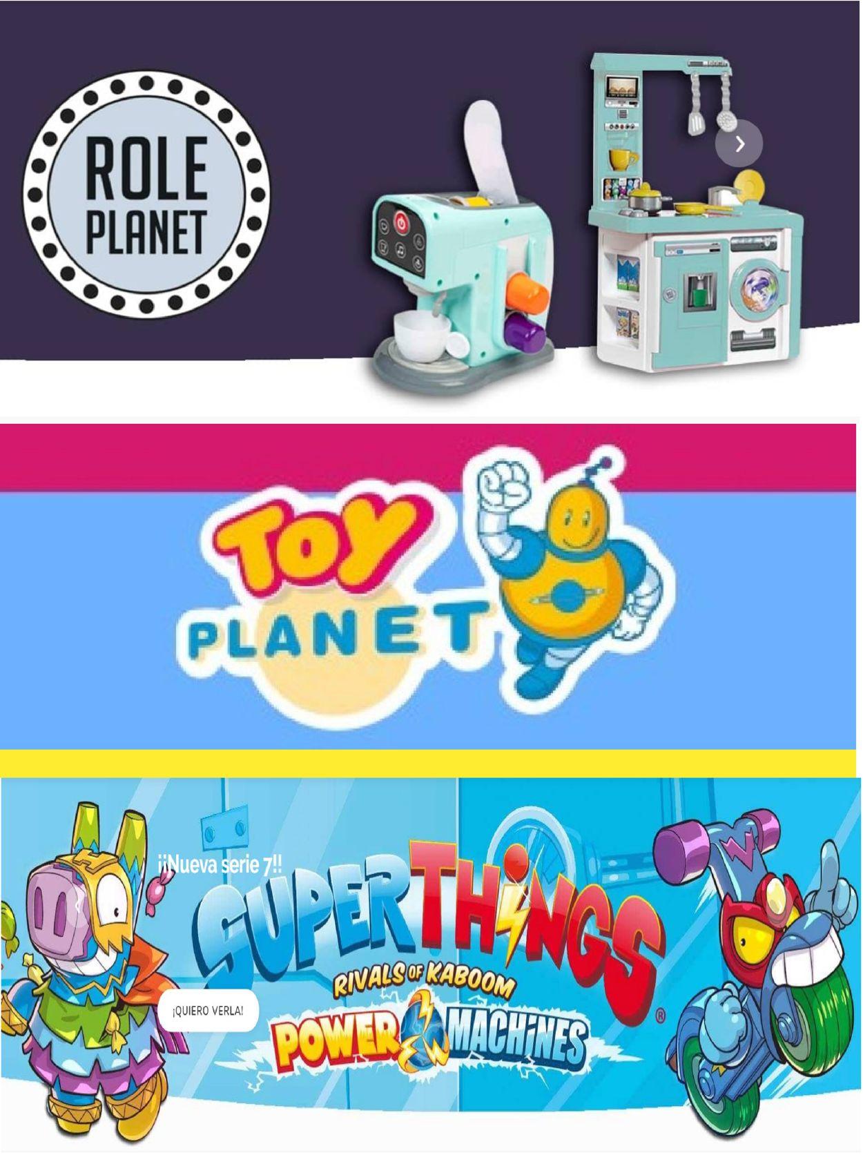 Toy Planet Folleto - 04.02-10.02.2021