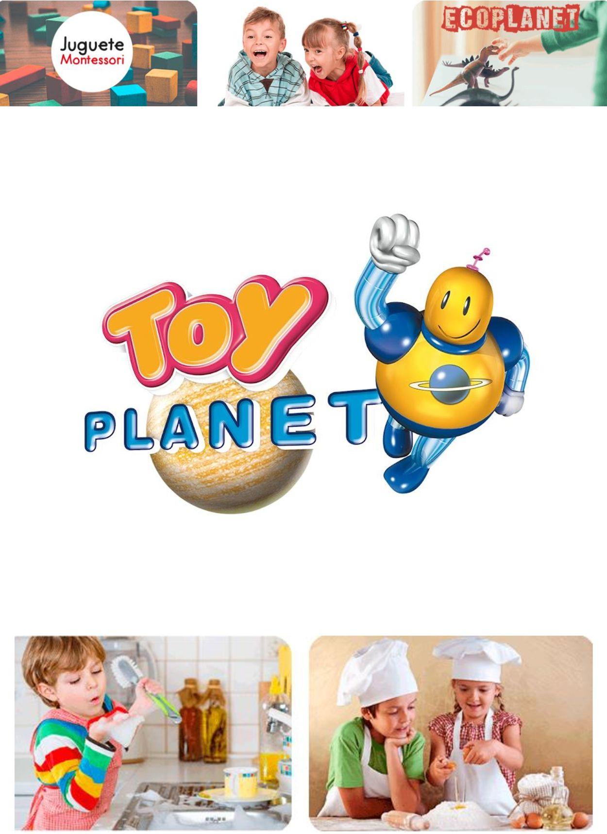 Toy Planet Folleto - 03.03-15.03.2021