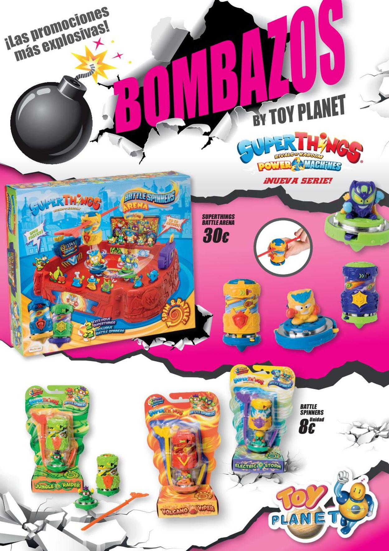 Toy Planet Folleto - 15.03-15.04.2021