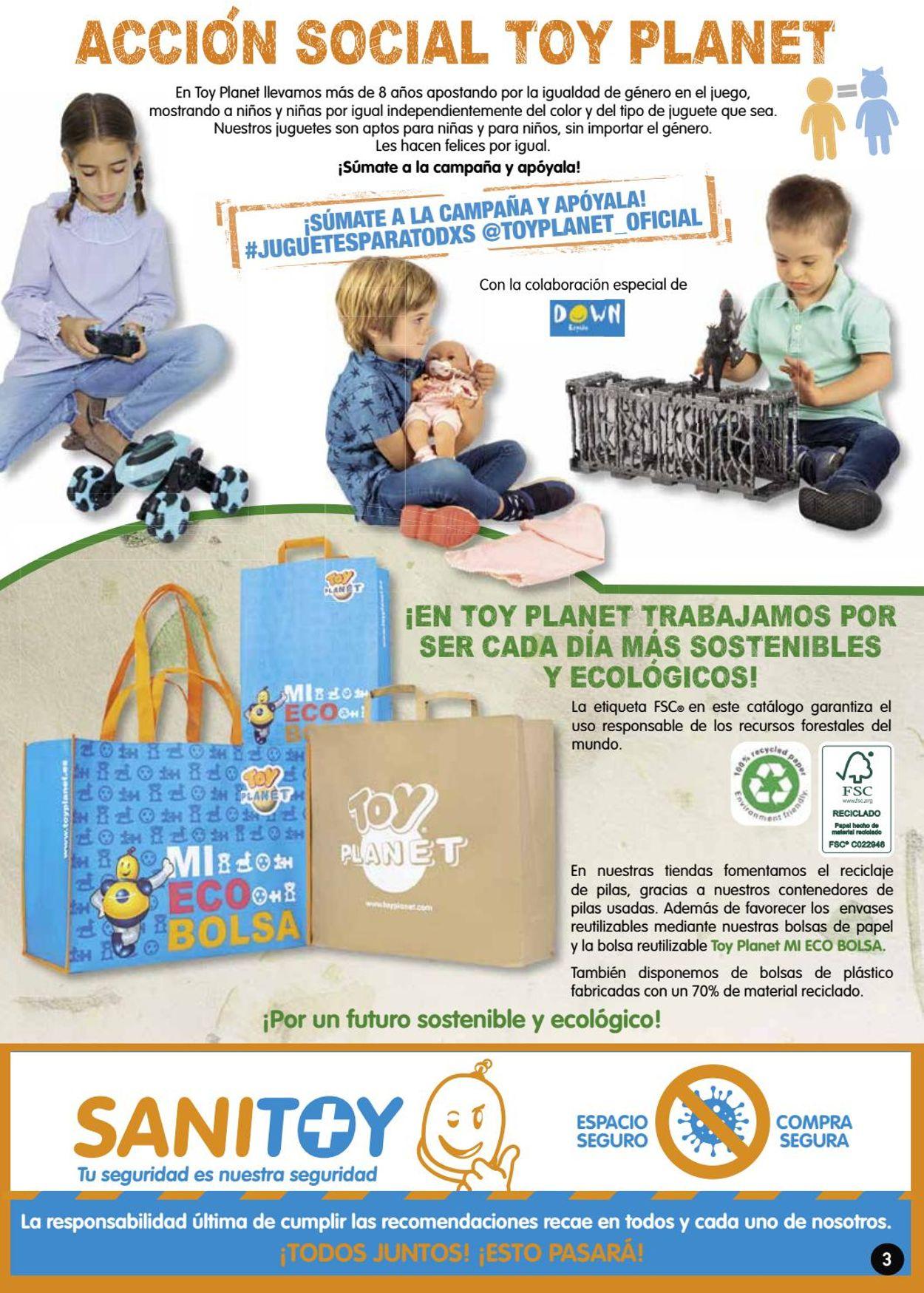 Toy Planet Folleto - 26.04-13.06.2021 (Página 3)