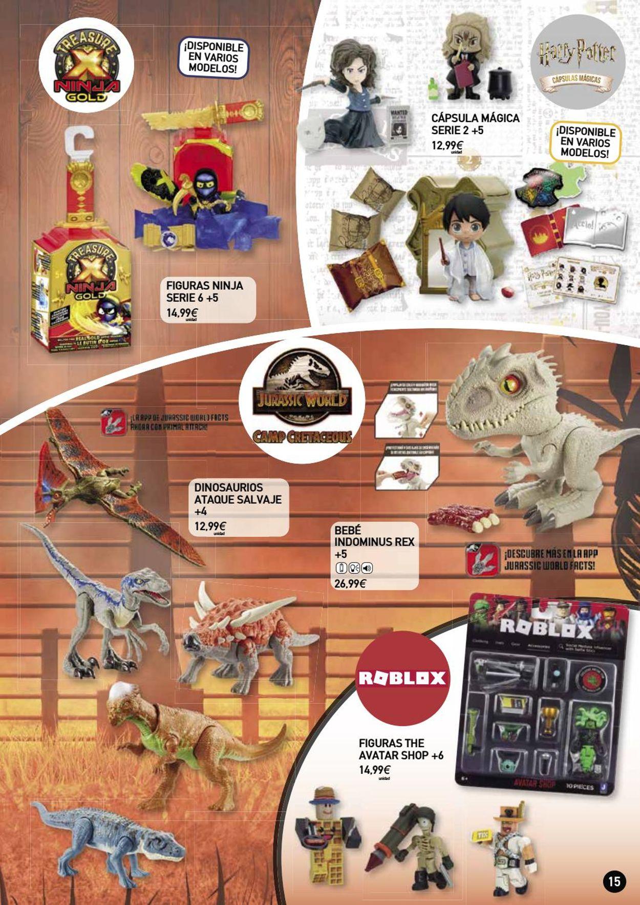 Toy Planet Folleto - 26.04-13.06.2021 (Página 15)