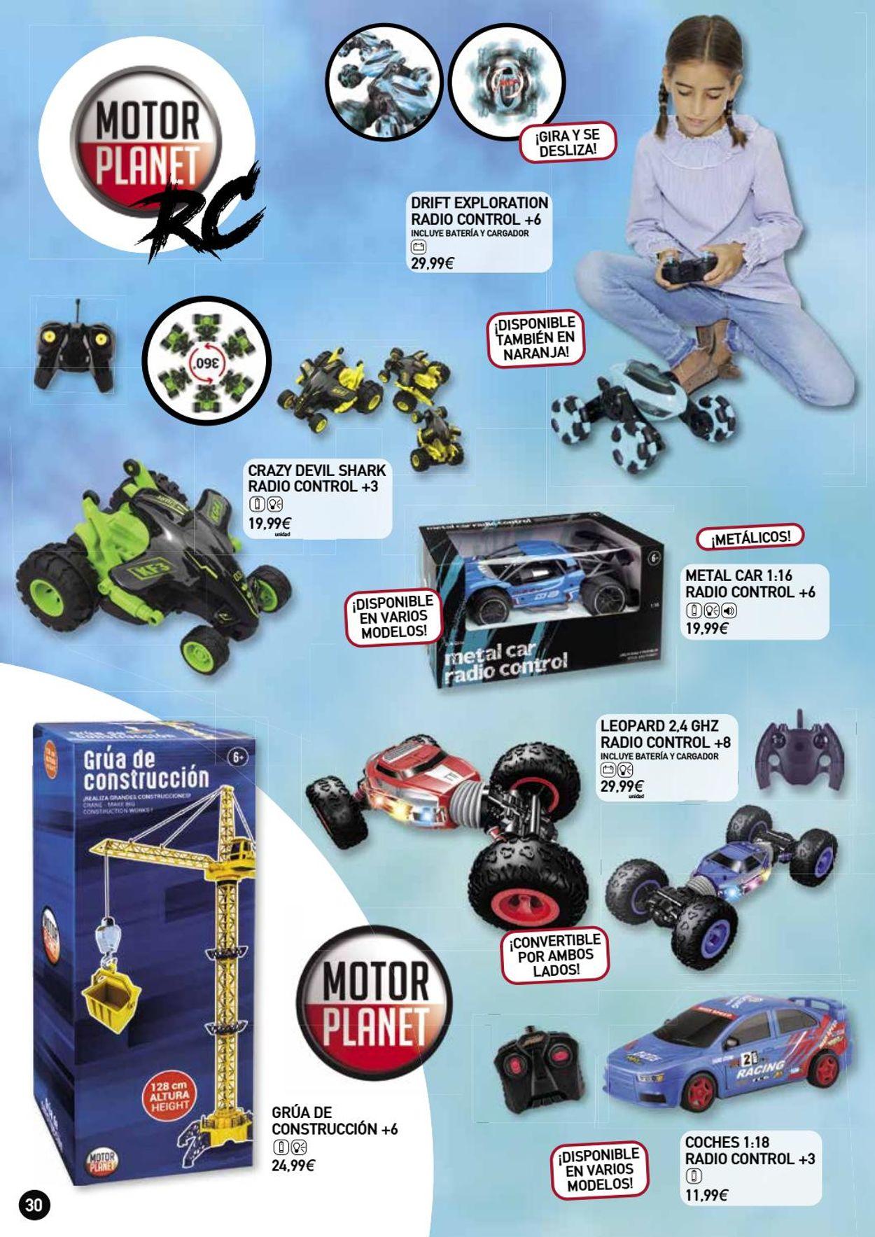 Toy Planet Folleto - 26.04-13.06.2021 (Página 30)