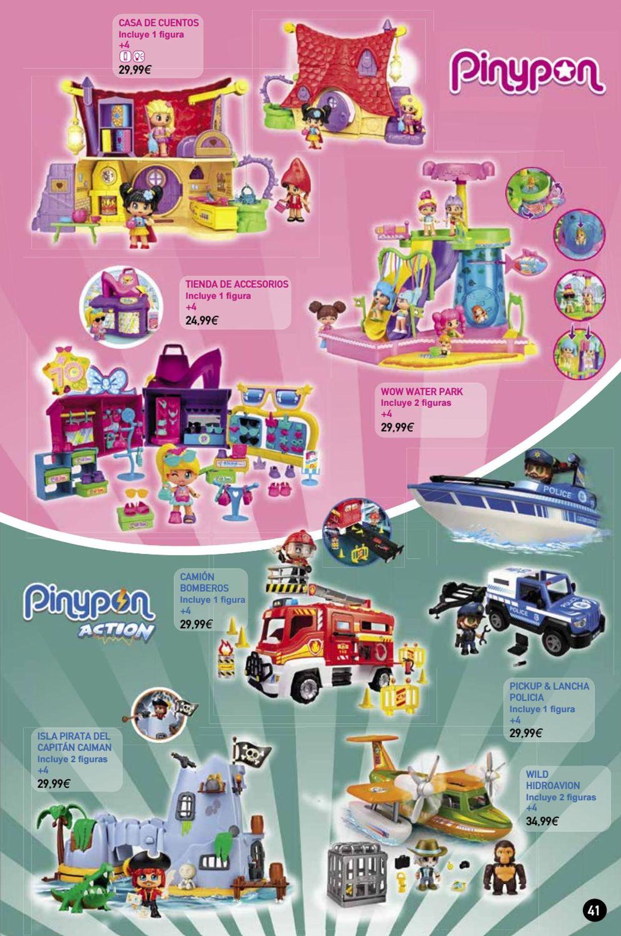 Toy Planet Folleto - 15.06-22.08.2021 (Página 41)