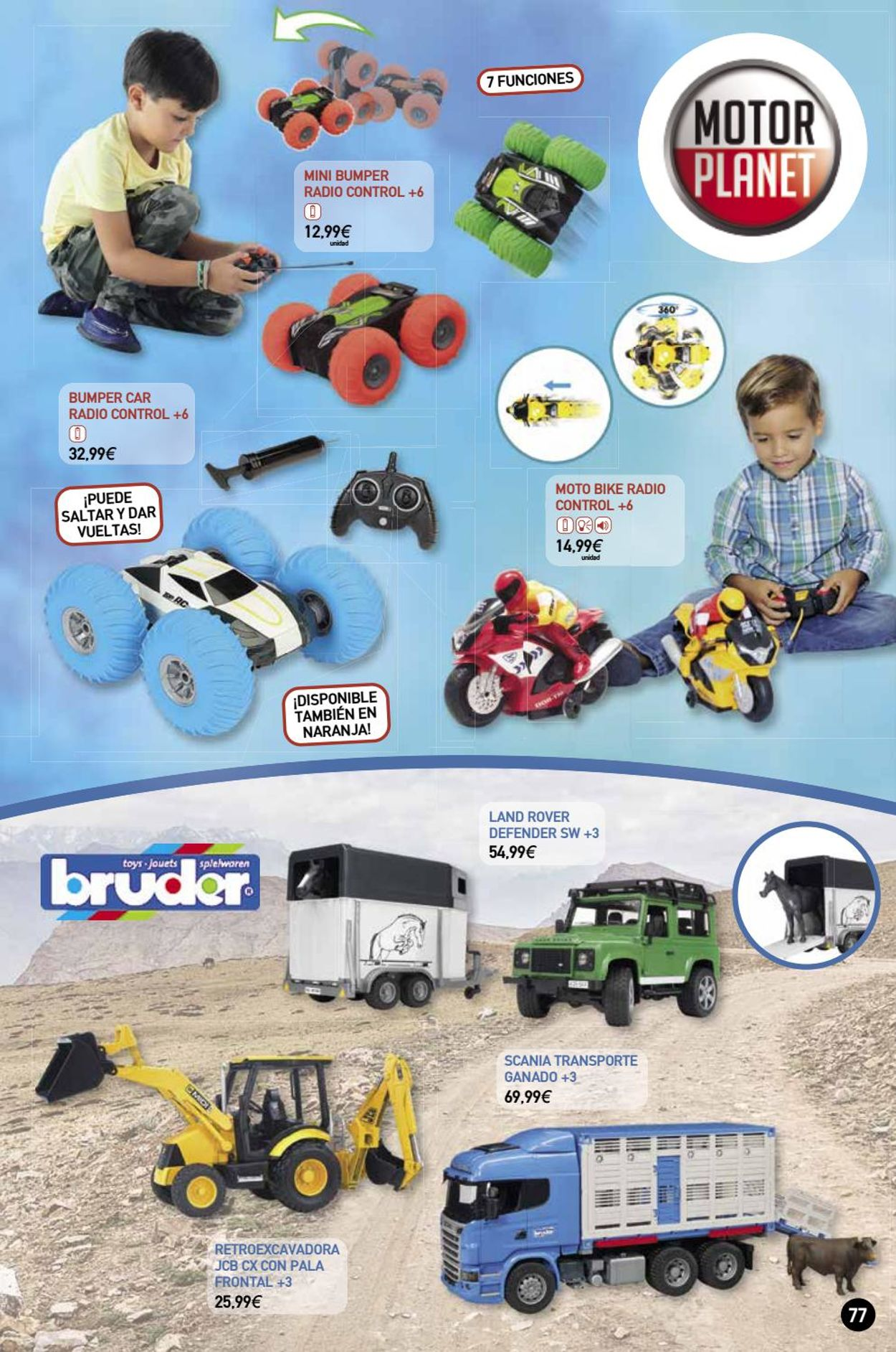 Toy Planet Folleto - 15.06-22.08.2021 (Página 77)