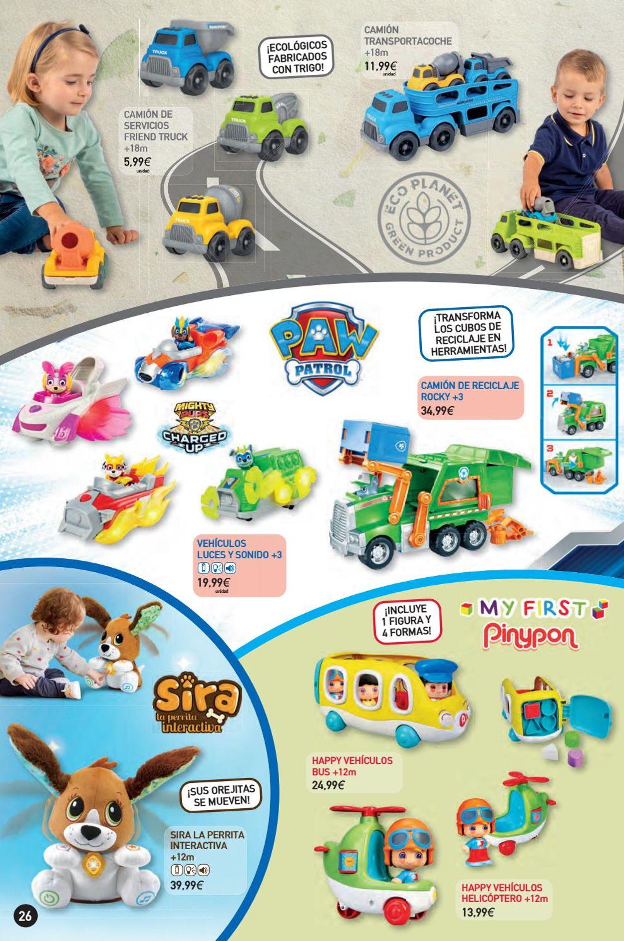 Toy Planet Folleto - 15.06-22.08.2021 (Página 26)