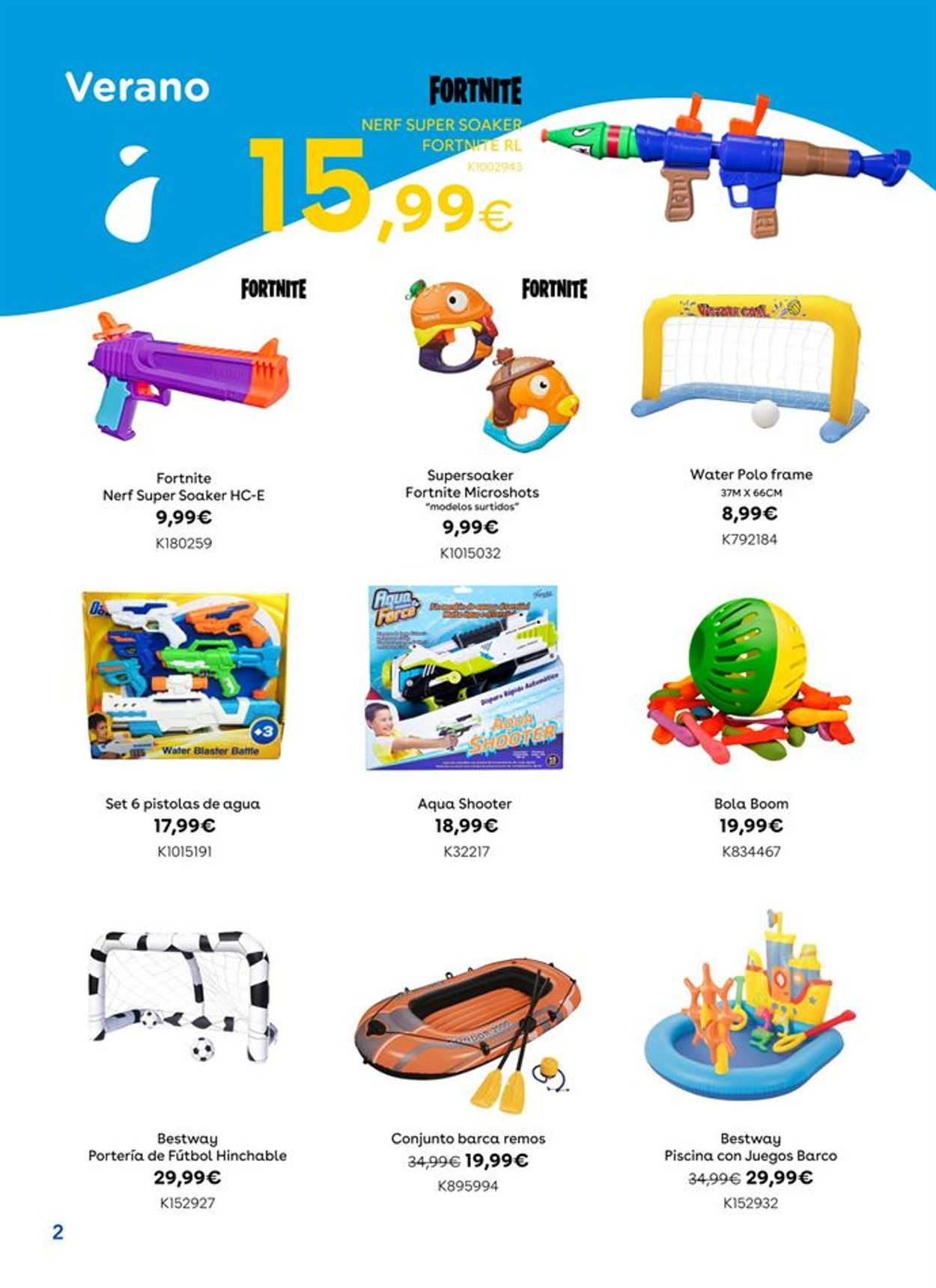 ToysRUs Folleto - 27.07-19.08.2020 (Página 2)