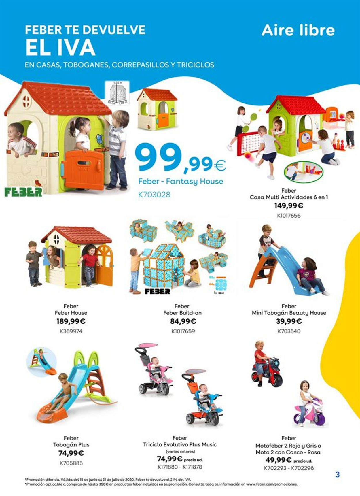 ToysRUs Folleto - 27.07-19.08.2020 (Página 3)