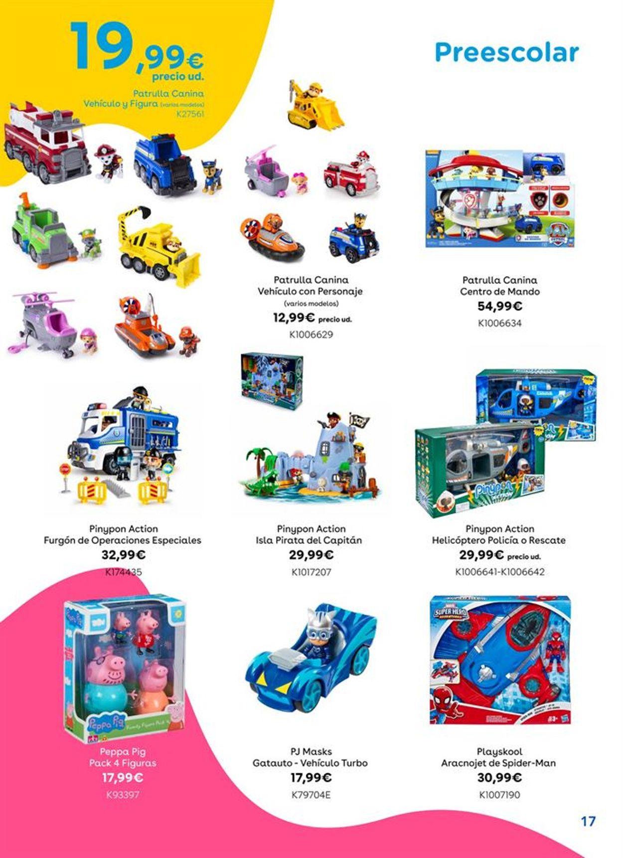 ToysRUs Folleto - 27.07-19.08.2020 (Página 17)