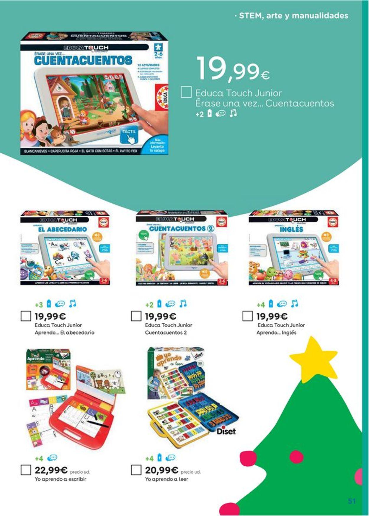 ToysRUs Folleto - 29.10-24.12.2020 (Página 51)