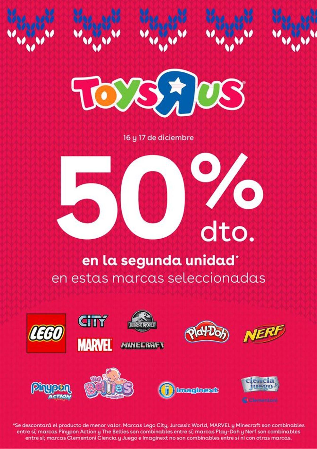 ToysRUs Folleto - 16.12-17.12.2020
