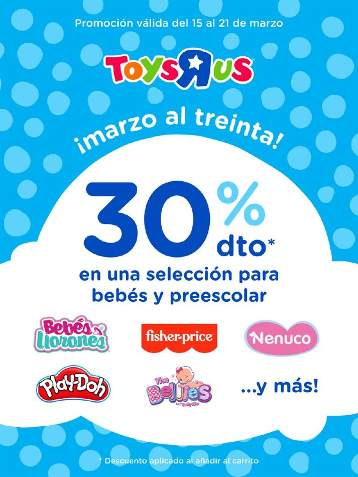ToysRUs Folleto - 15.03-21.03.2021