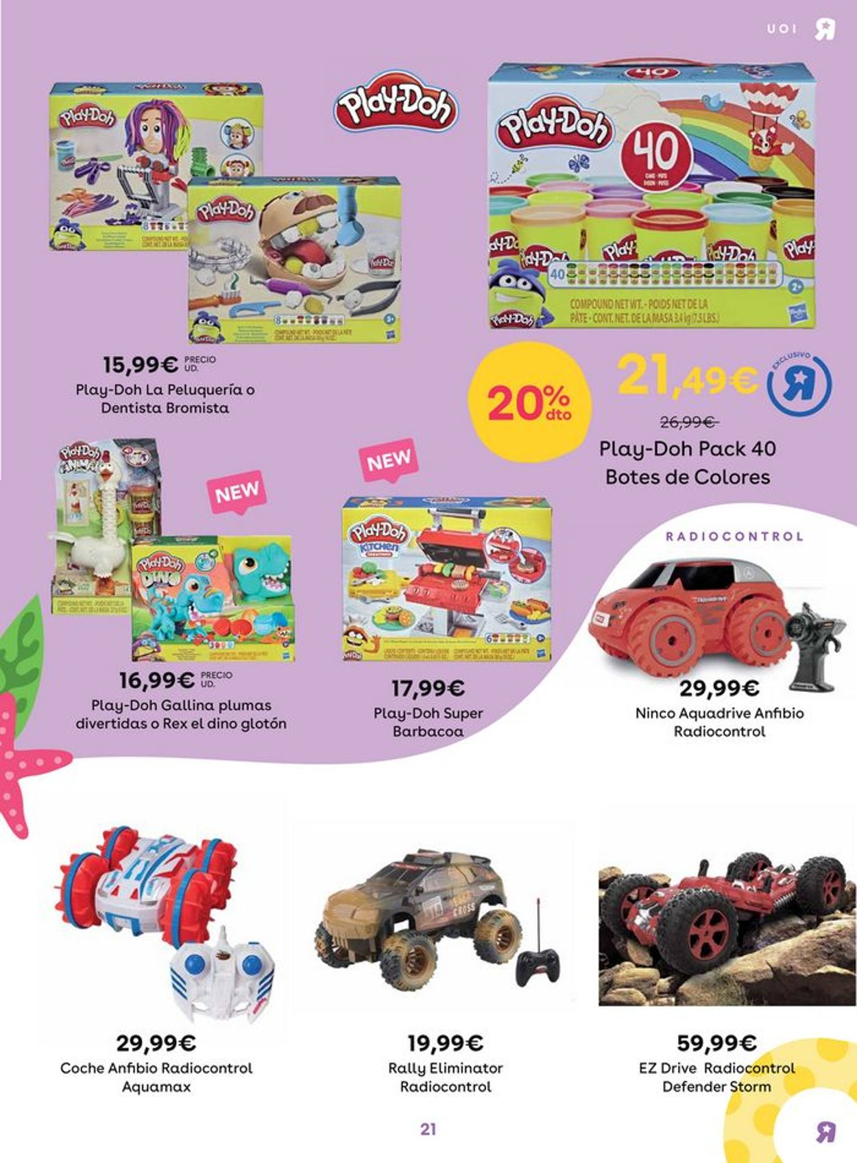 ToysRUs Folleto - 10.06-01.08.2021 (Página 21)