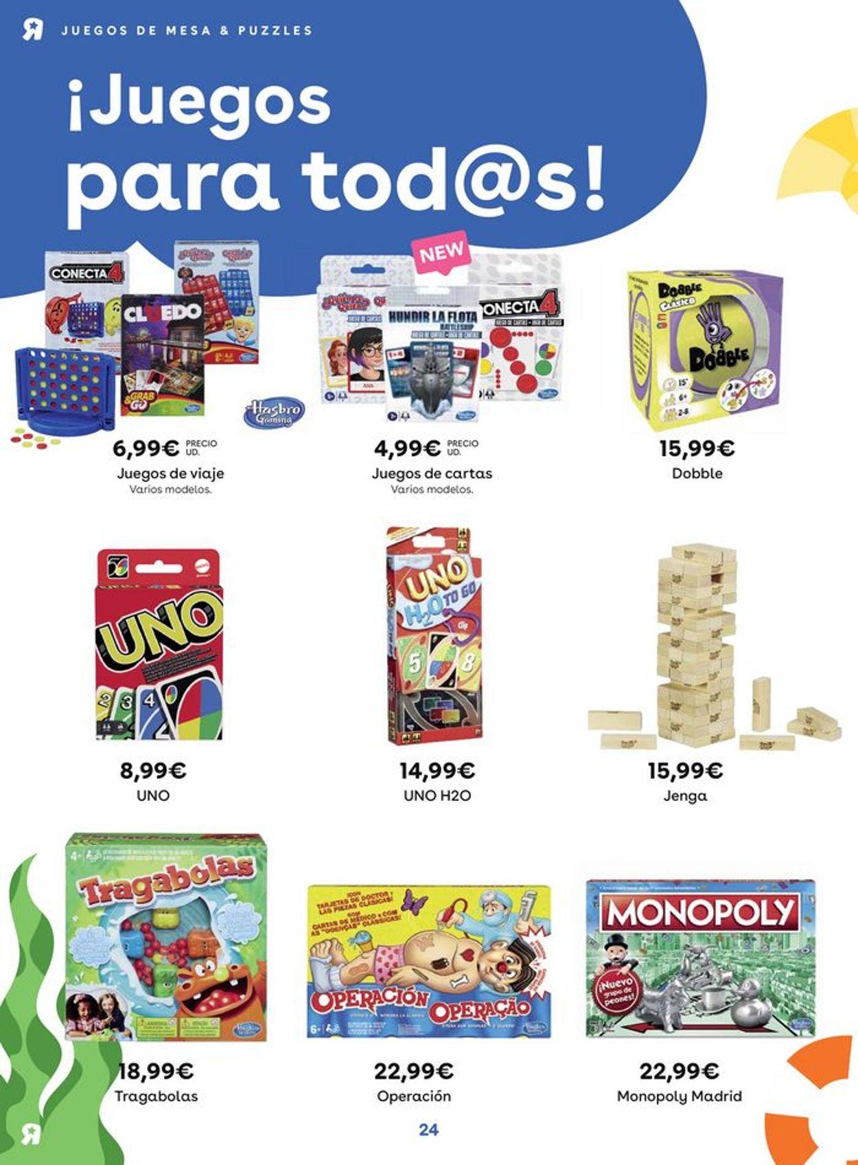 ToysRUs Folleto - 10.06-01.08.2021 (Página 24)