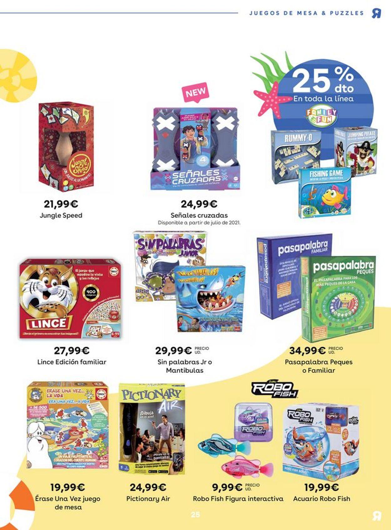 ToysRUs Folleto - 10.06-01.08.2021 (Página 25)