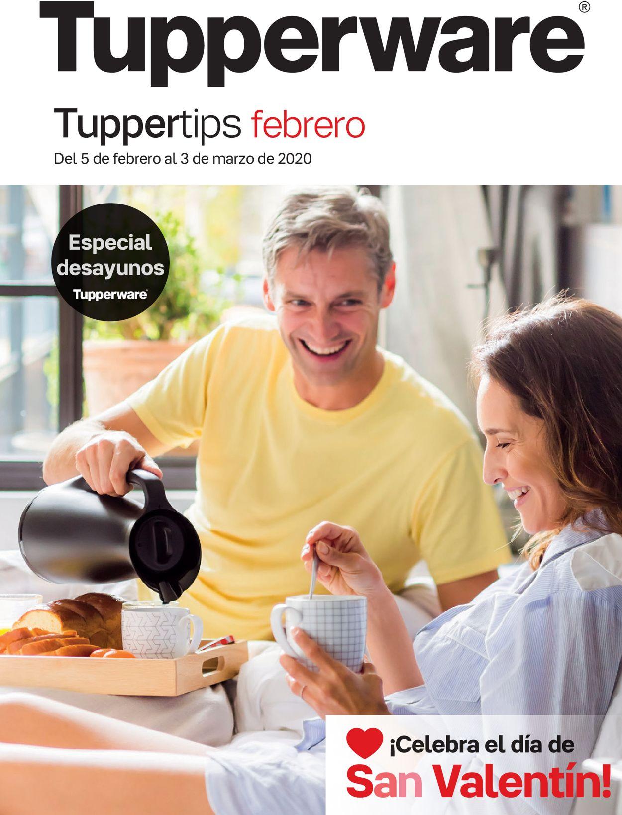 Tupperware Folleto - 05.02-03.03.2020