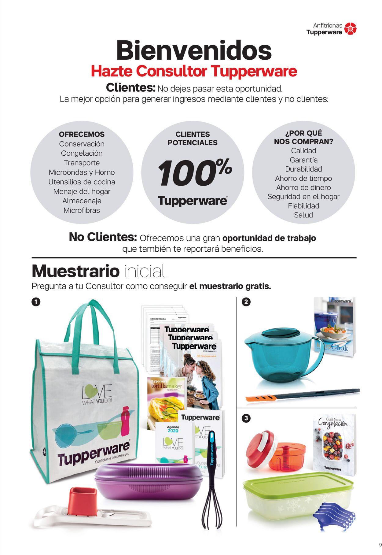 Tupperware Folleto - 03.03-30.03.2020 (Página 9)