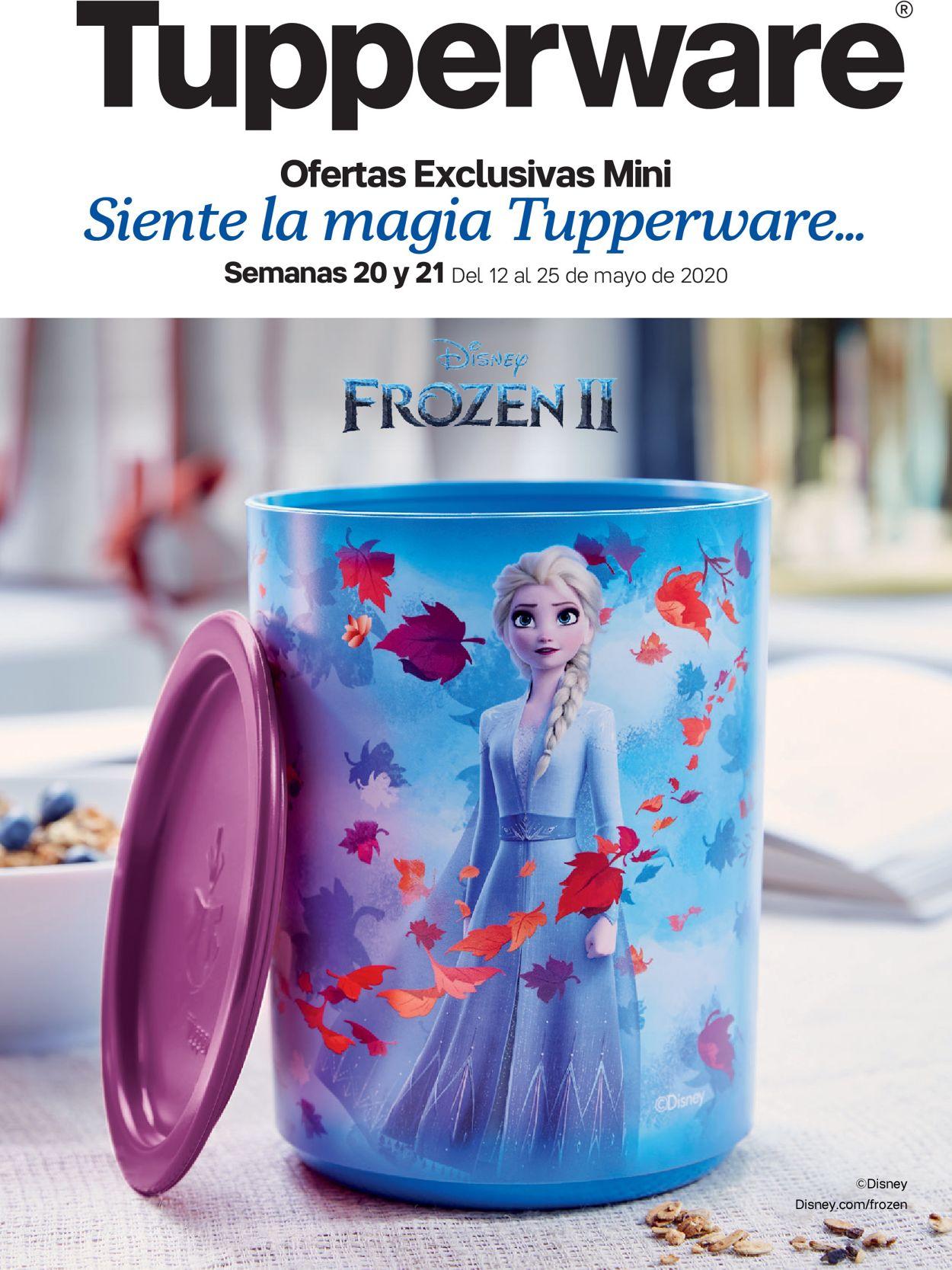 Tupperware Folleto - 12.05-25.05.2020