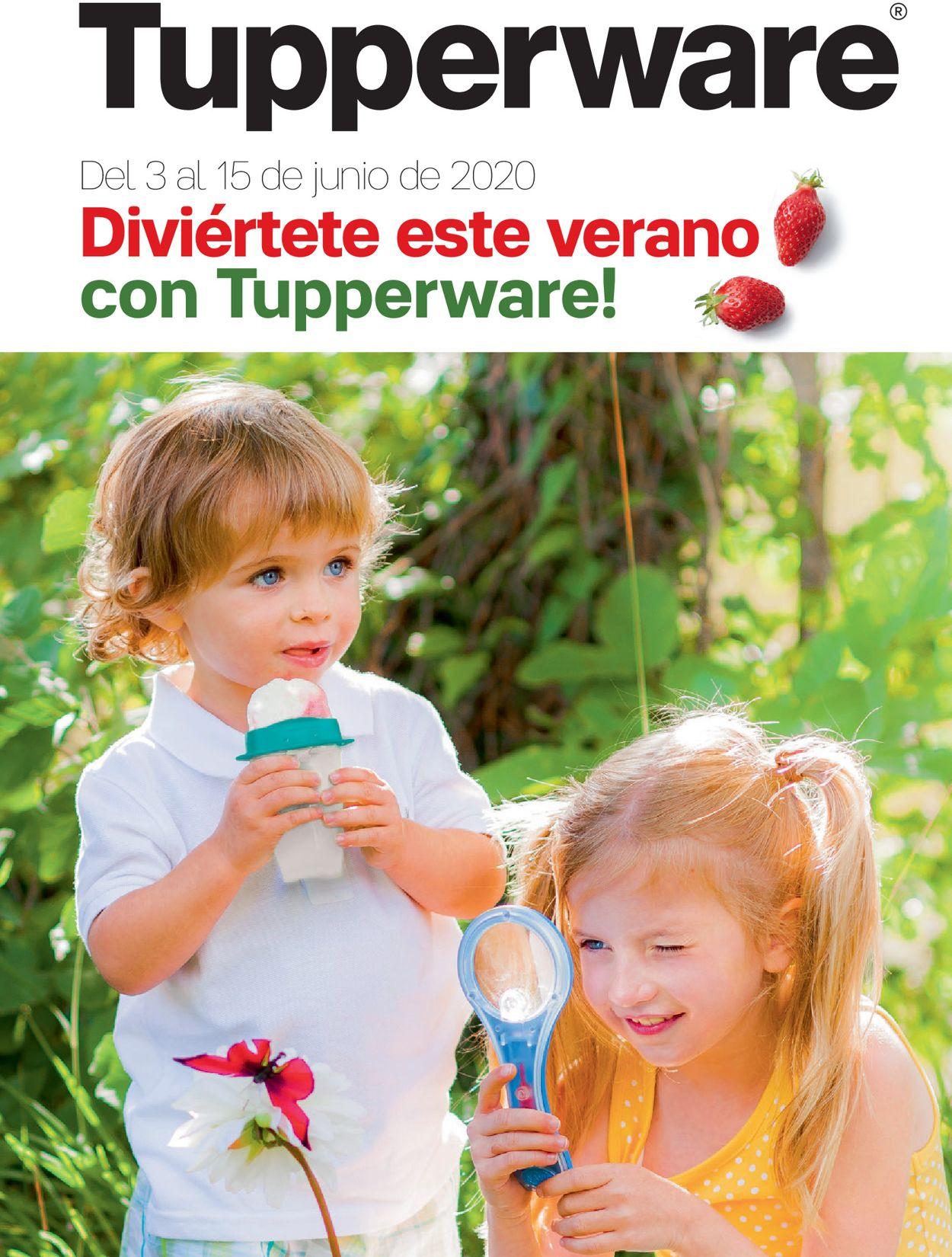 Tupperware Folleto - 03.06-15.06.2020