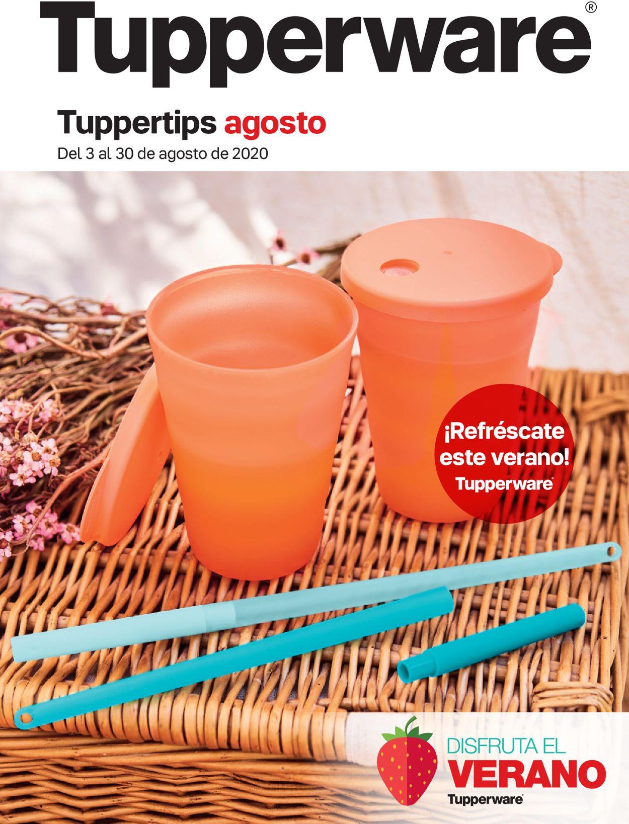 Tupperware Folleto - 03.08-30.08.2020