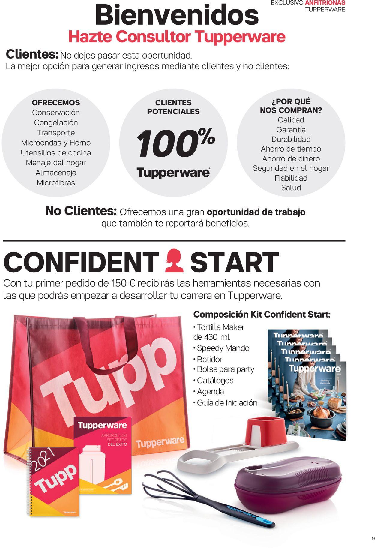 Tupperware Folleto - 28.09-01.11.2020 (Página 9)