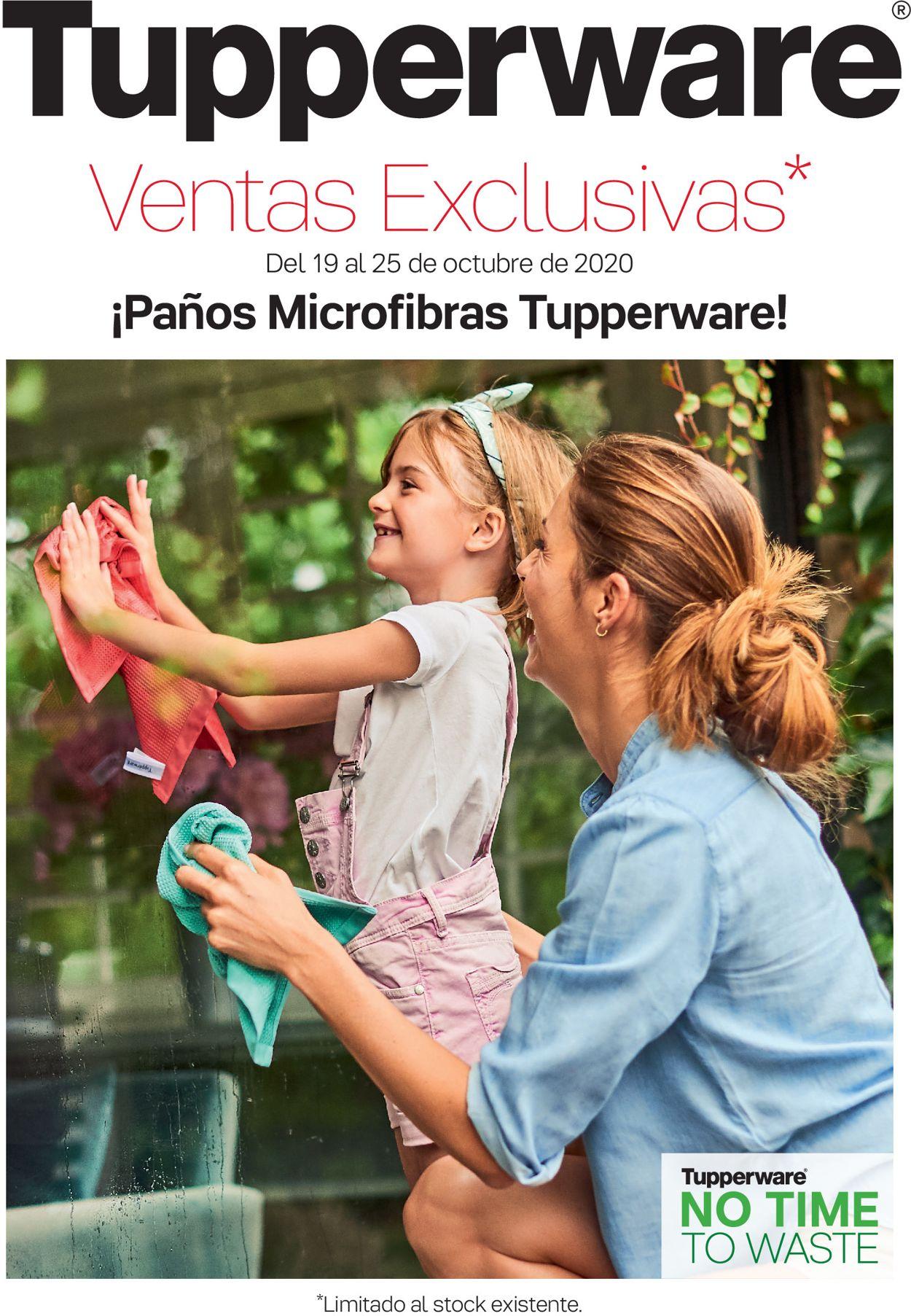 Tupperware Folleto - 19.10-25.10.2020
