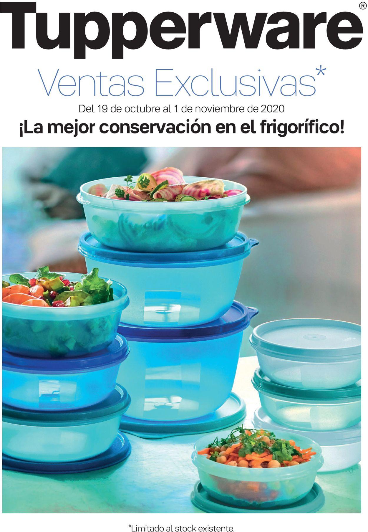 Tupperware Folleto - 19.10-01.11.2020