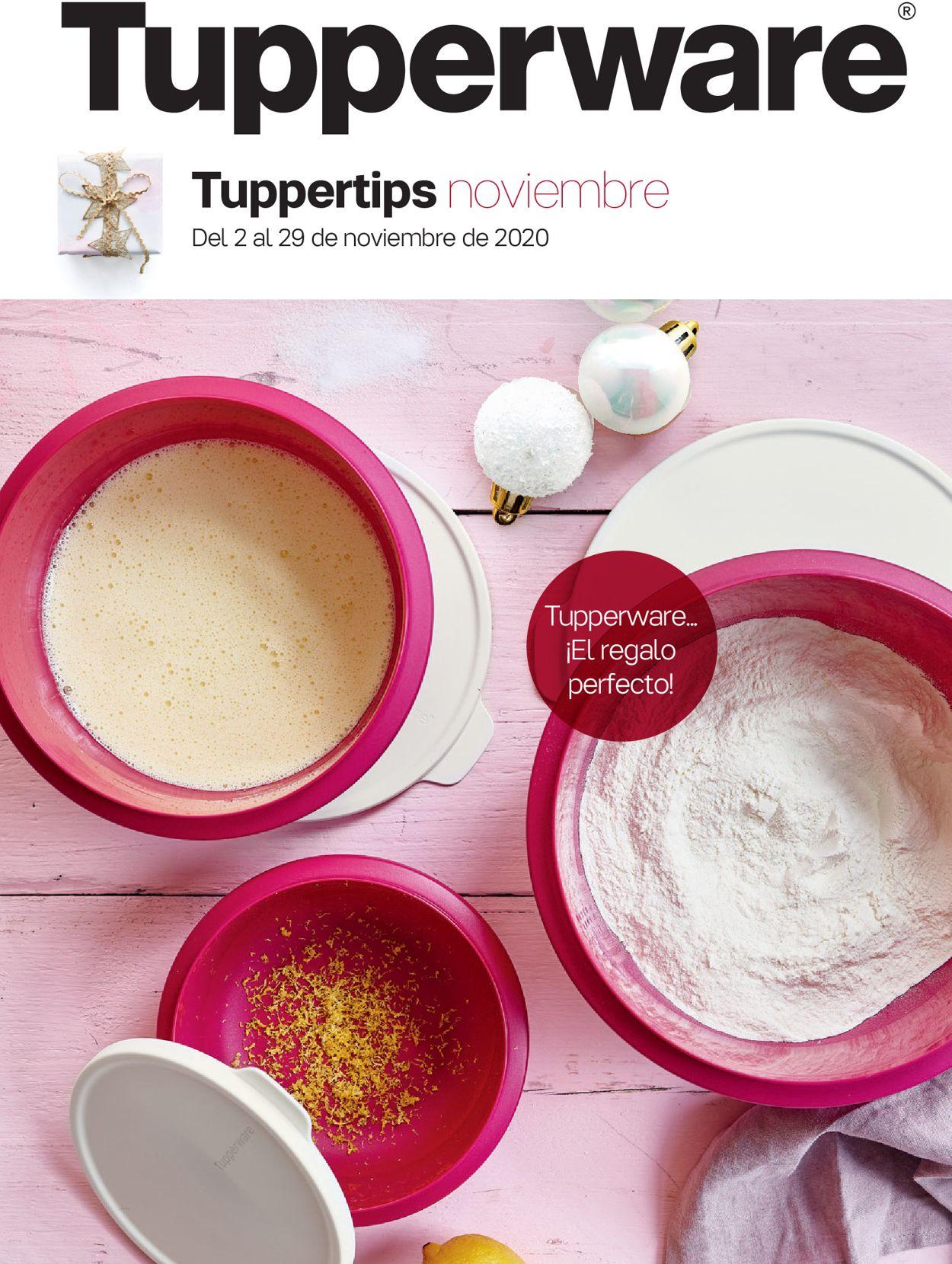 Tupperware Folleto - 02.11-29.11.2020