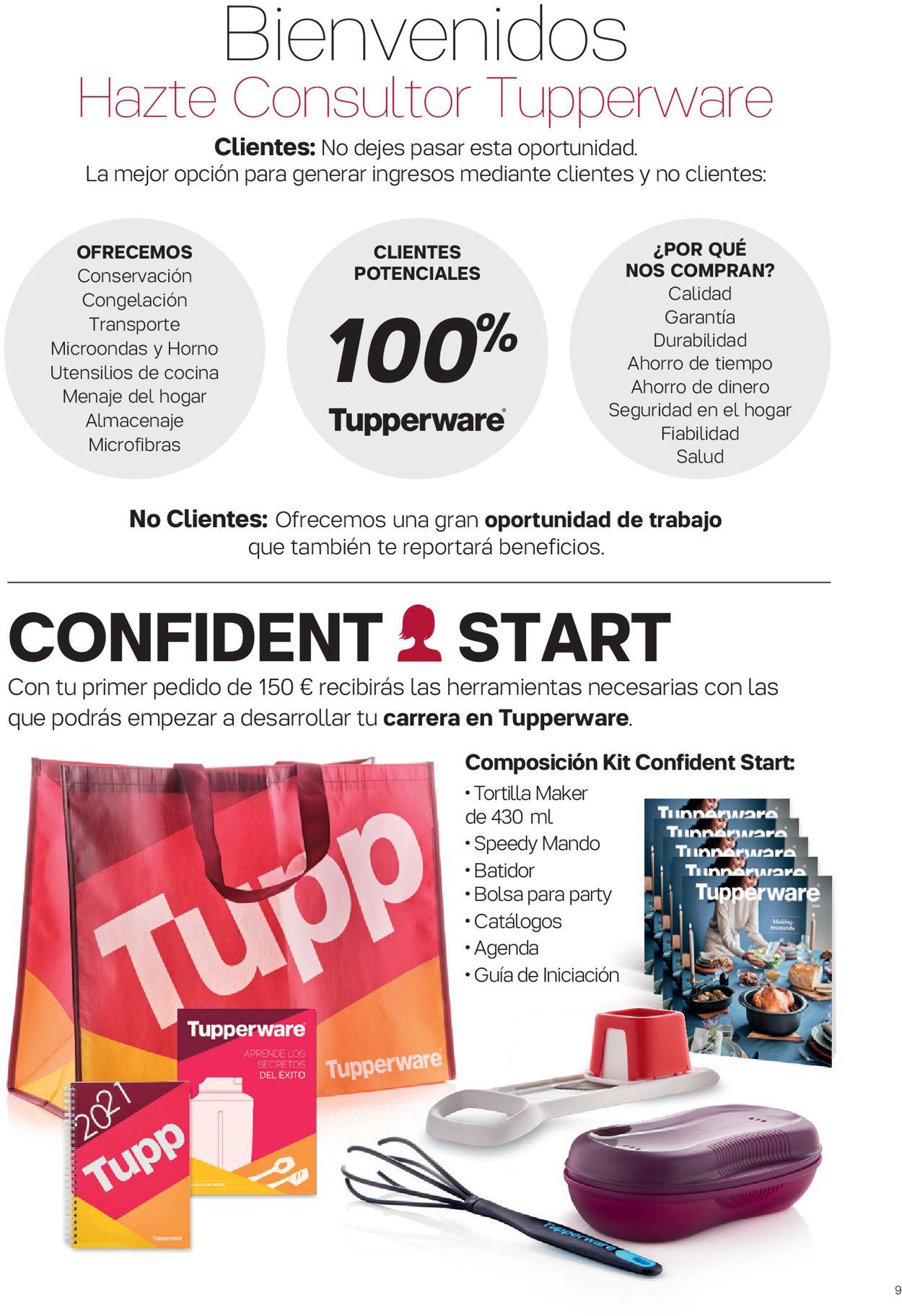 Tupperware Folleto - 02.11-29.11.2020 (Página 9)