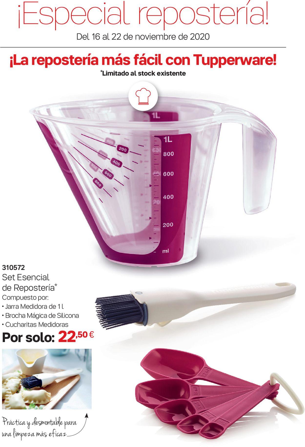 Tupperware Folleto - 16.11-22.11.2020 (Página 2)