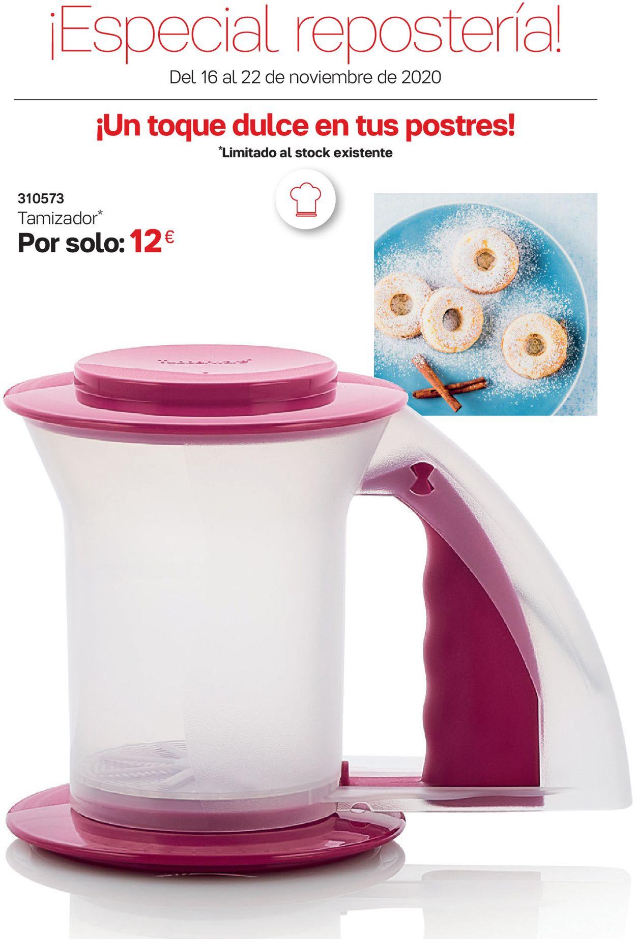 Tupperware Folleto - 16.11-22.11.2020 (Página 3)